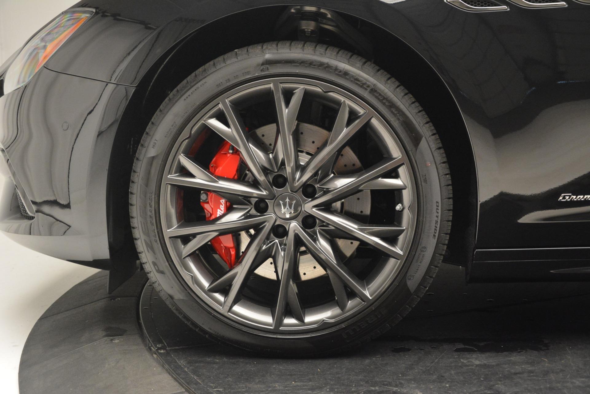New 2019 Maserati Ghibli S Q4 GranSport For Sale In Greenwich, CT. Alfa Romeo of Greenwich, W668 2926_p38