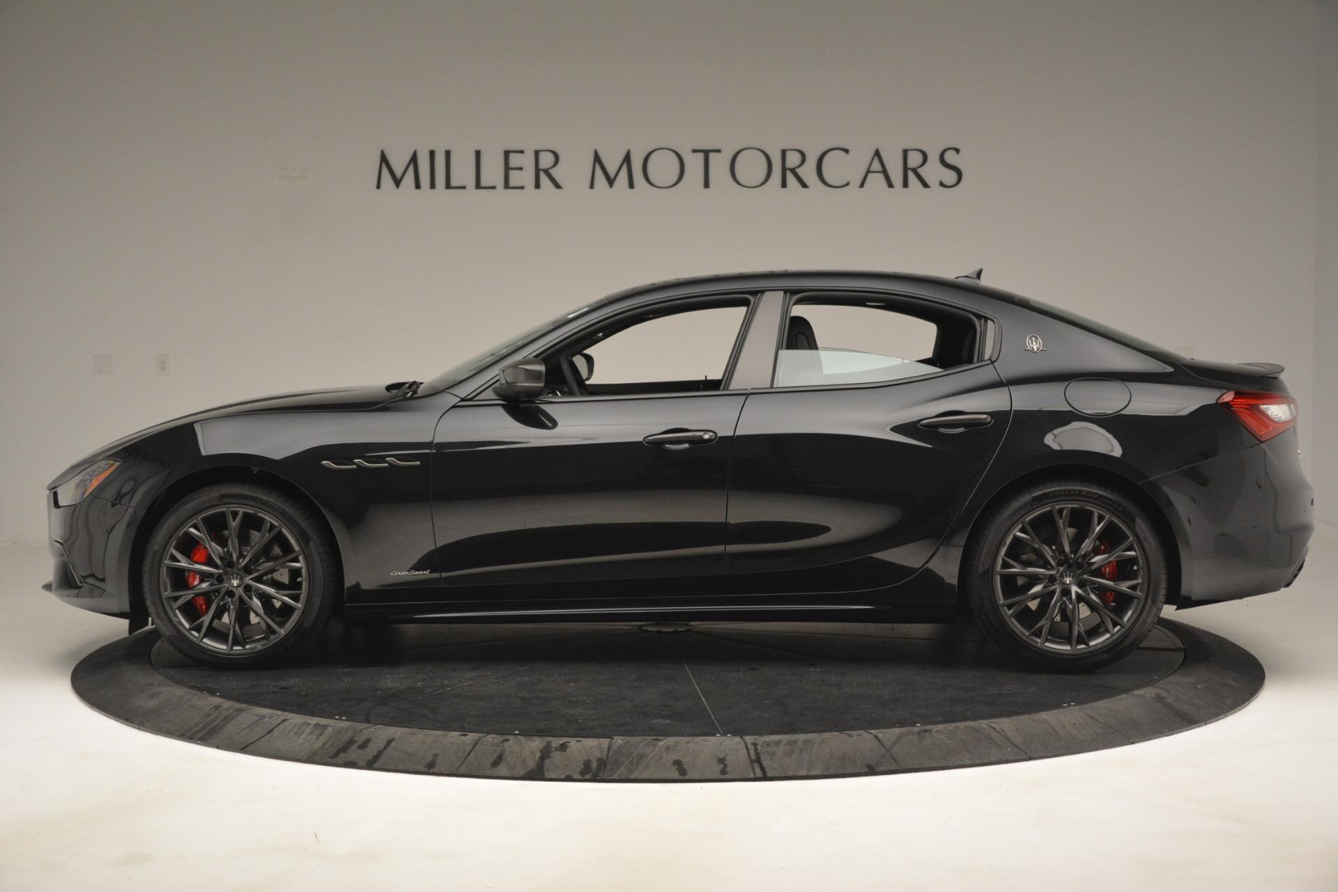 New 2019 Maserati Ghibli S Q4 GranSport For Sale In Greenwich, CT. Alfa Romeo of Greenwich, W668 2926_p3