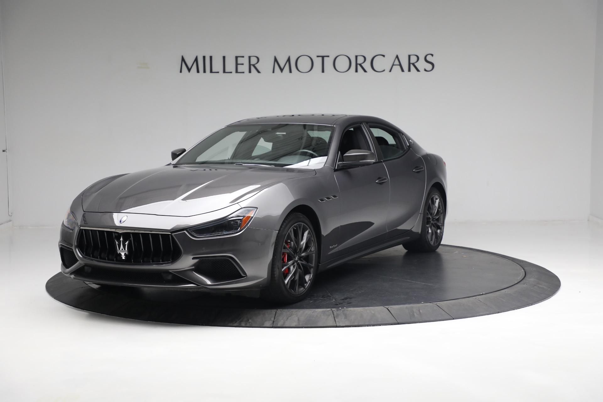 New 2019 Maserati Ghibli S Q4 GranSport For Sale In Greenwich, CT. Alfa Romeo of Greenwich, W666 2927_main