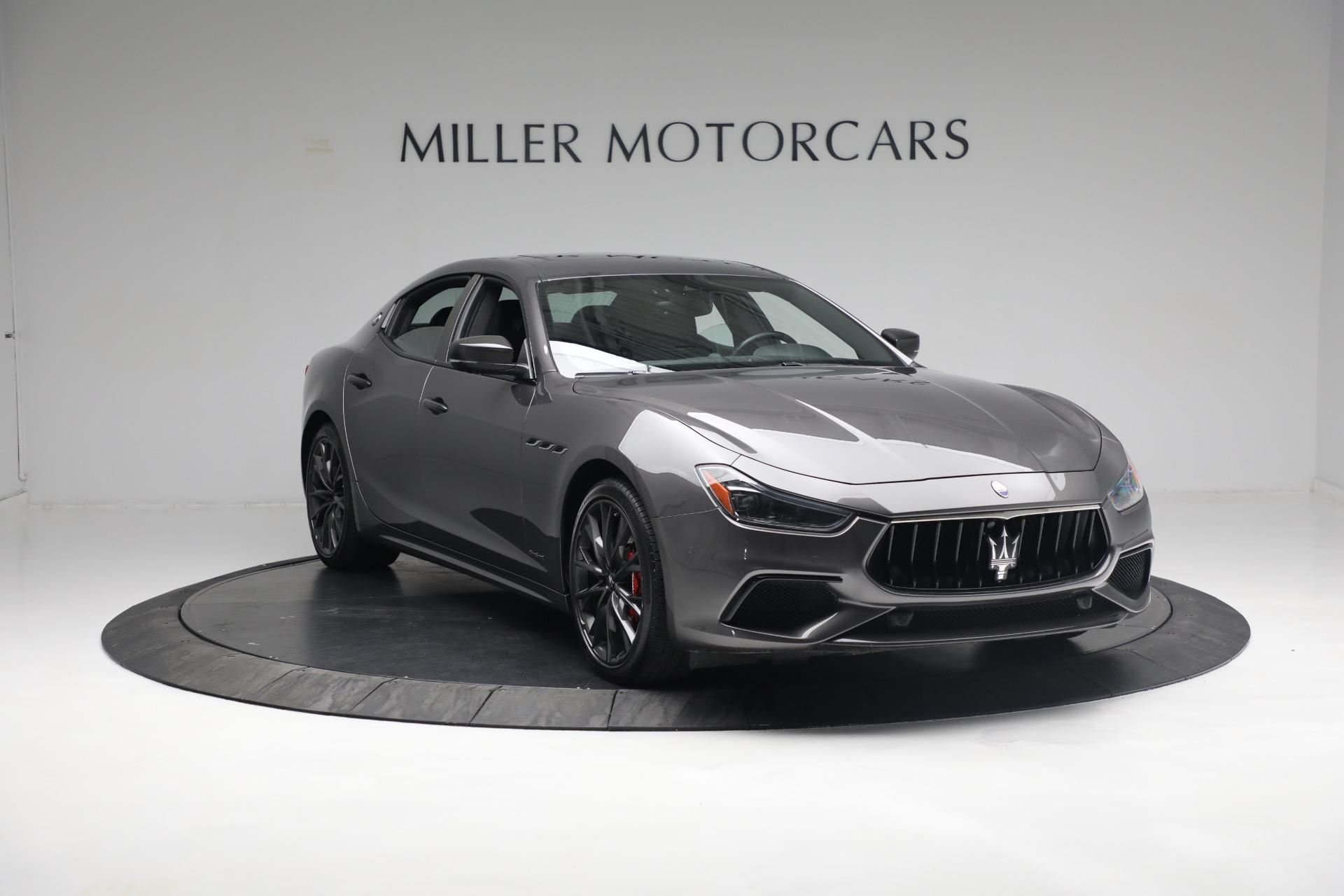 New 2019 Maserati Ghibli S Q4 GranSport For Sale In Greenwich, CT. Alfa Romeo of Greenwich, W666 2927_p11