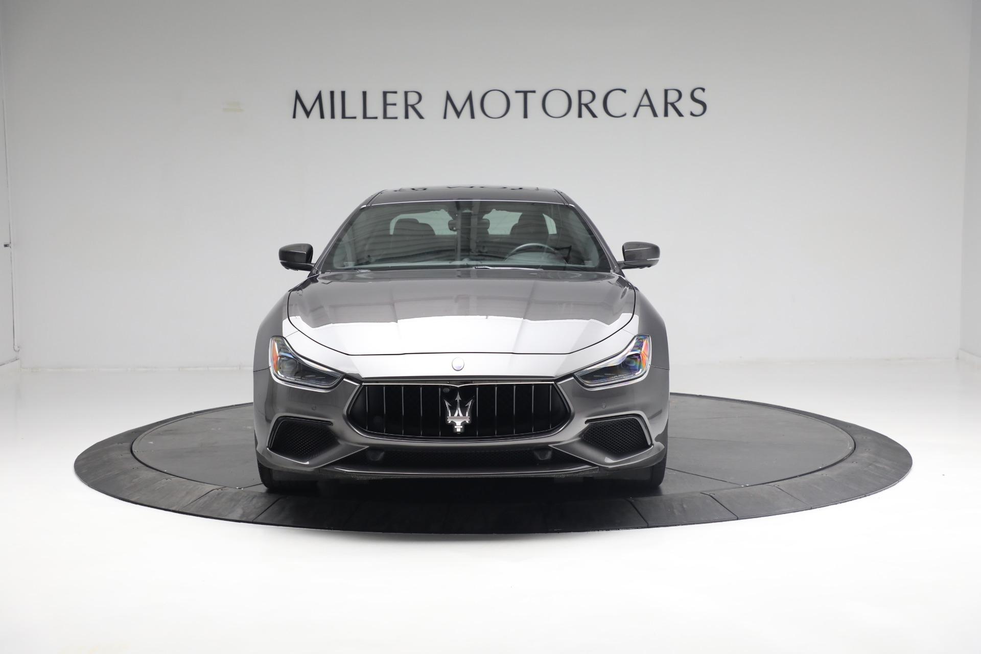 New 2019 Maserati Ghibli S Q4 GranSport For Sale In Greenwich, CT. Alfa Romeo of Greenwich, W666 2927_p12