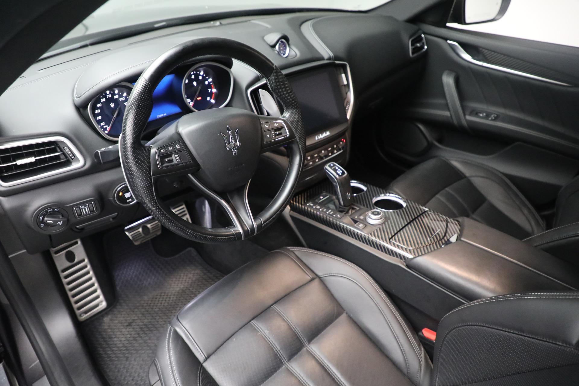 New 2019 Maserati Ghibli S Q4 GranSport For Sale In Greenwich, CT. Alfa Romeo of Greenwich, W666 2927_p13