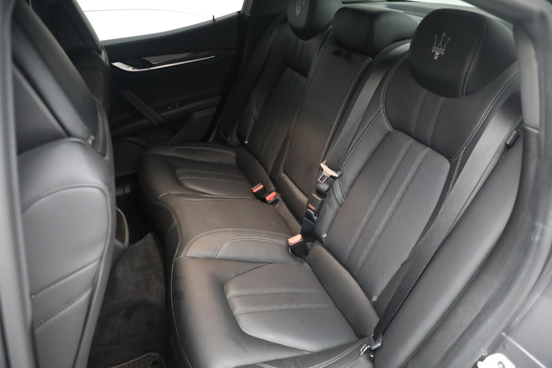 New 2019 Maserati Ghibli S Q4 GranSport For Sale In Greenwich, CT. Alfa Romeo of Greenwich, W666 2927_p16