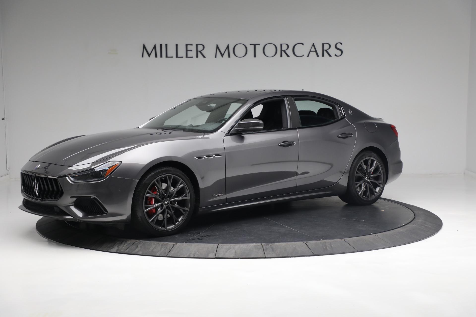New 2019 Maserati Ghibli S Q4 GranSport For Sale In Greenwich, CT. Alfa Romeo of Greenwich, W666 2927_p2