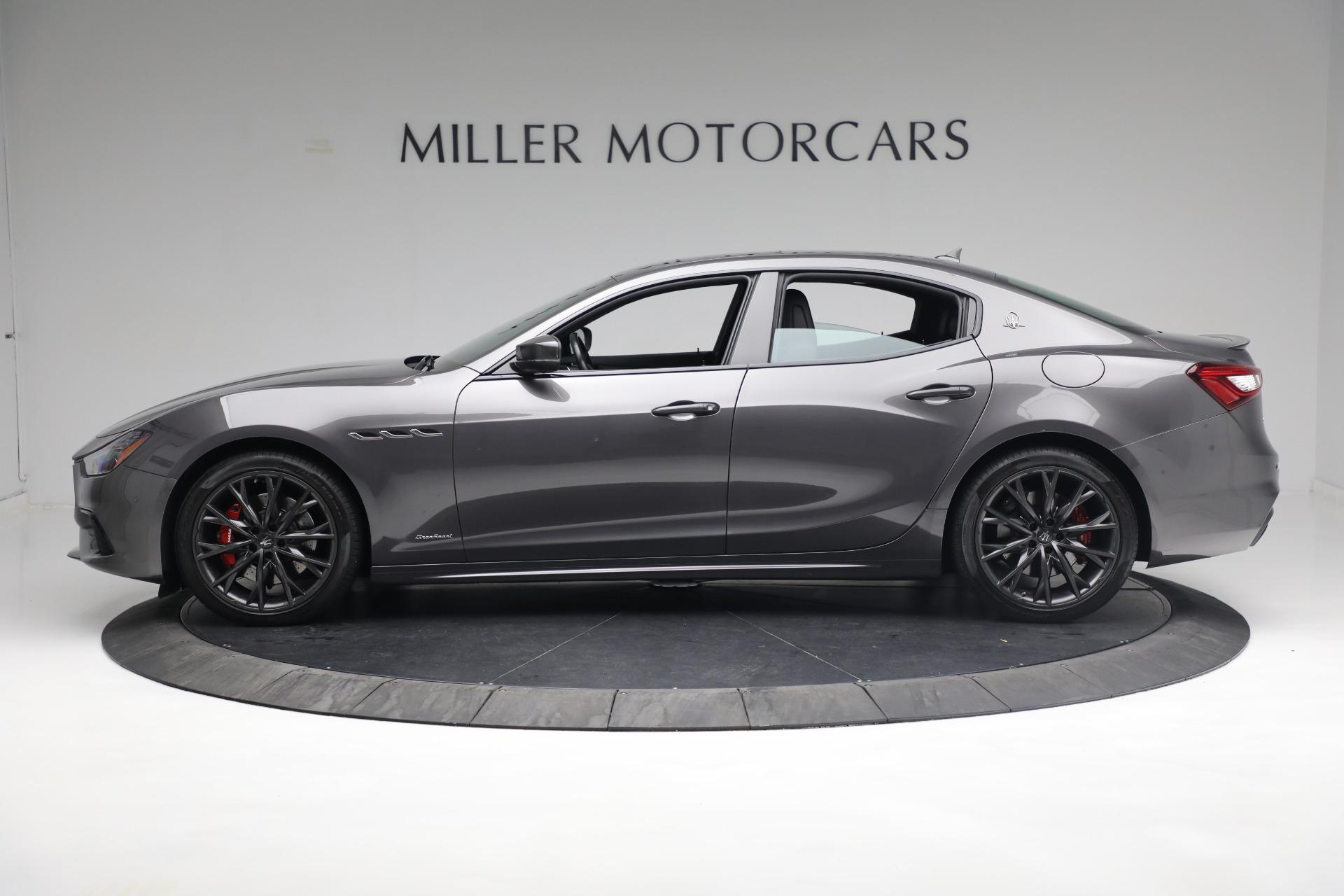New 2019 Maserati Ghibli S Q4 GranSport For Sale In Greenwich, CT. Alfa Romeo of Greenwich, W666 2927_p3