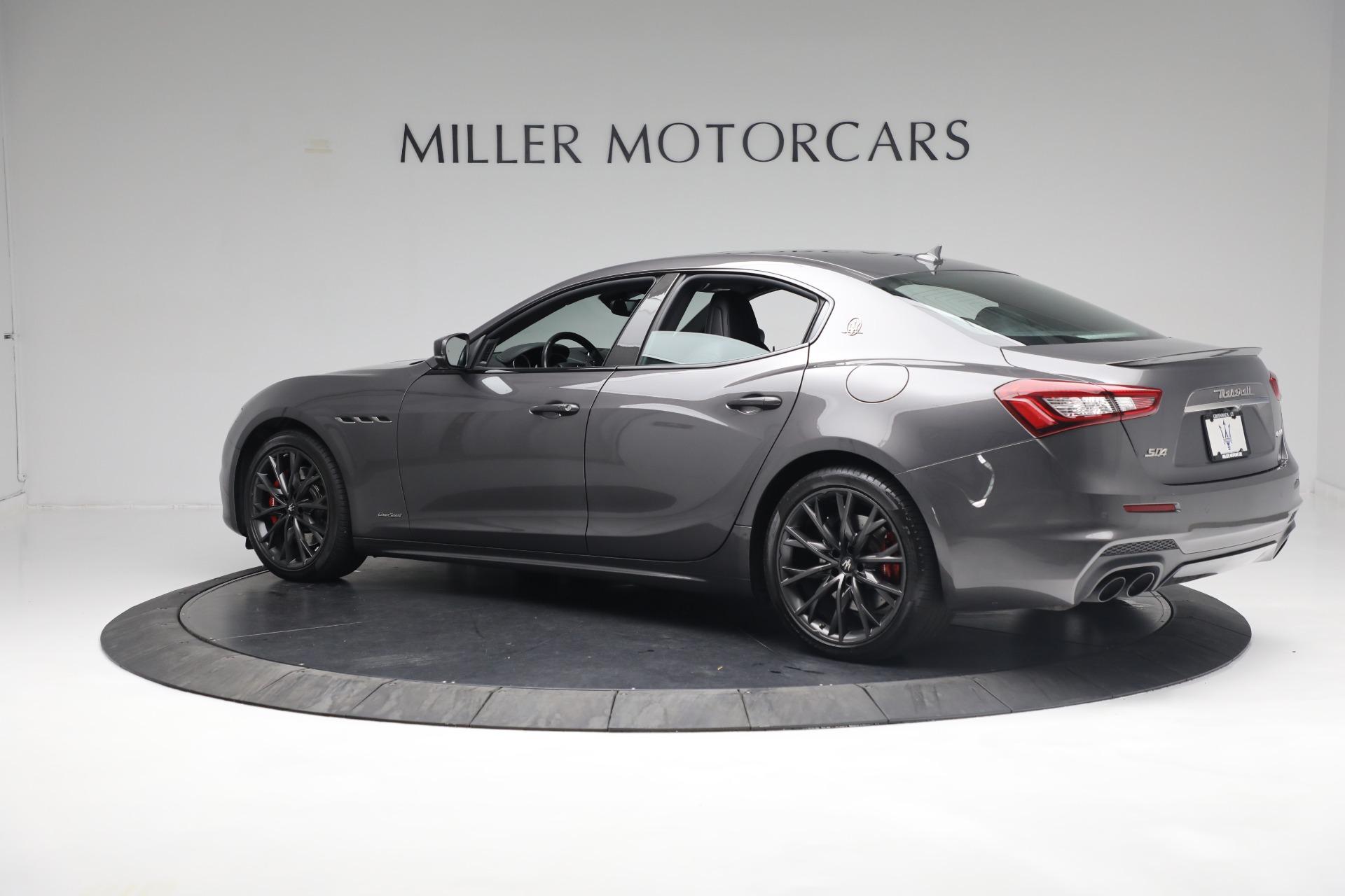 New 2019 Maserati Ghibli S Q4 GranSport For Sale In Greenwich, CT. Alfa Romeo of Greenwich, W666 2927_p4