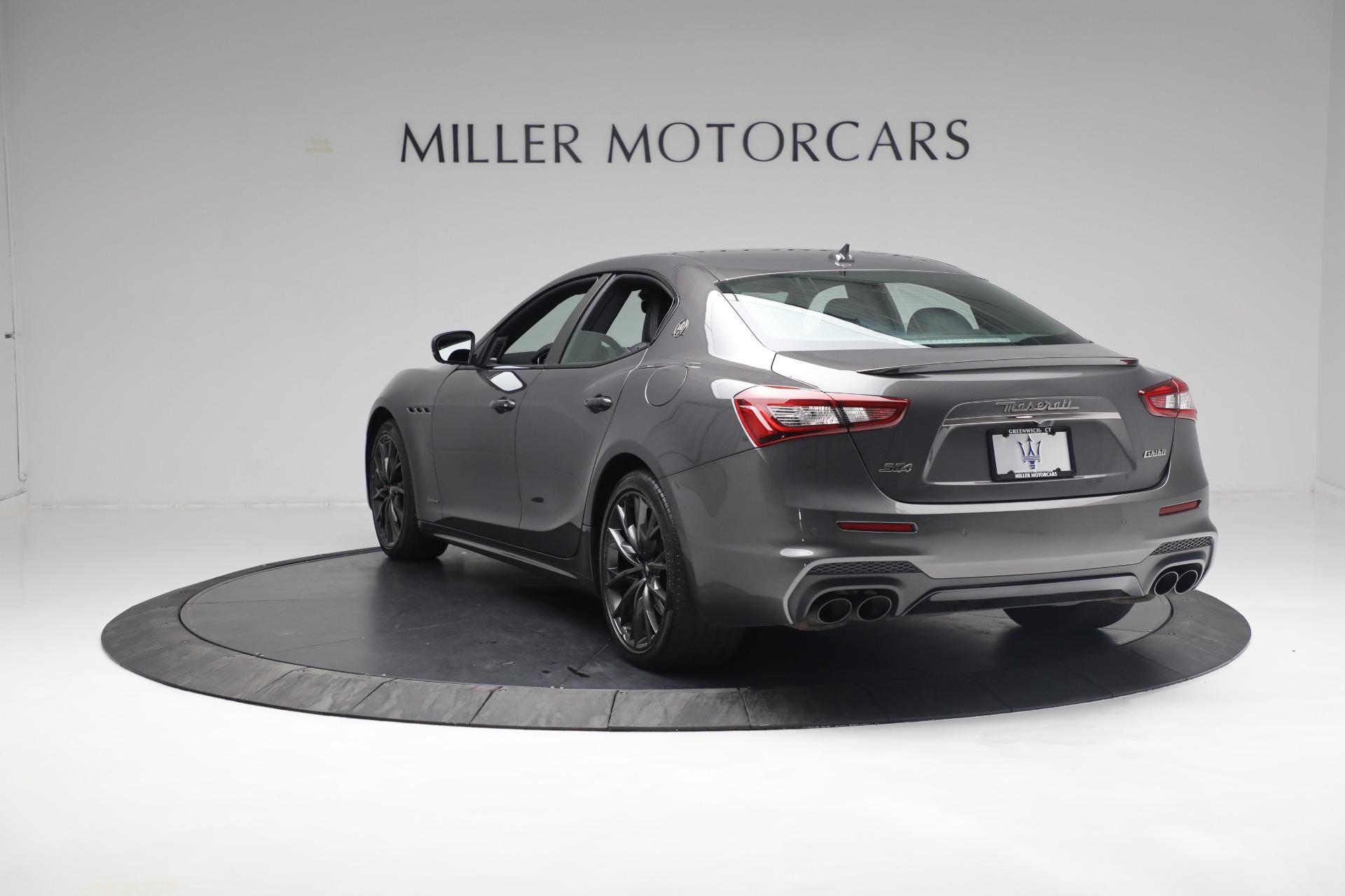 New 2019 Maserati Ghibli S Q4 GranSport For Sale In Greenwich, CT. Alfa Romeo of Greenwich, W666 2927_p5