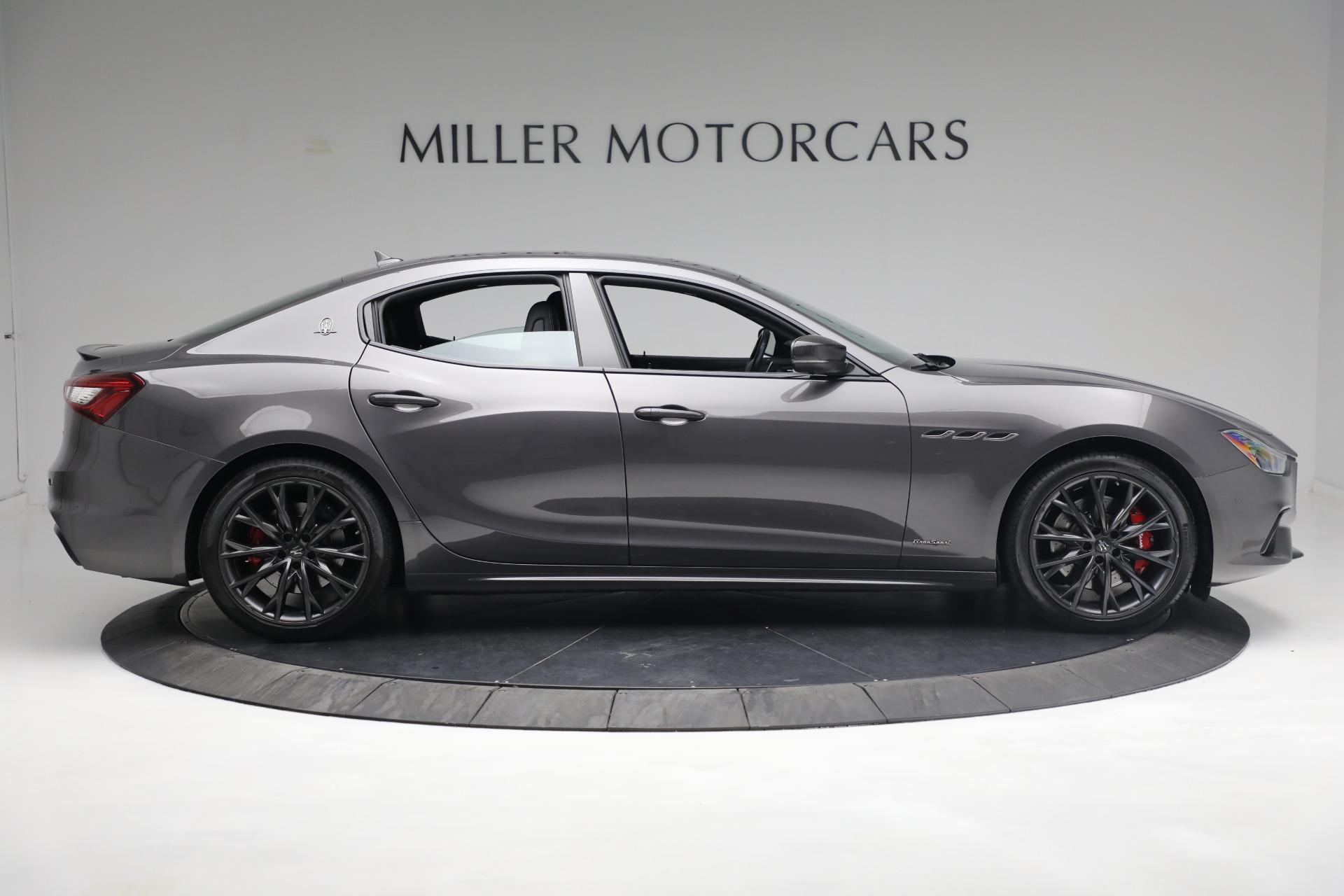 New 2019 Maserati Ghibli S Q4 GranSport For Sale In Greenwich, CT. Alfa Romeo of Greenwich, W666 2927_p9