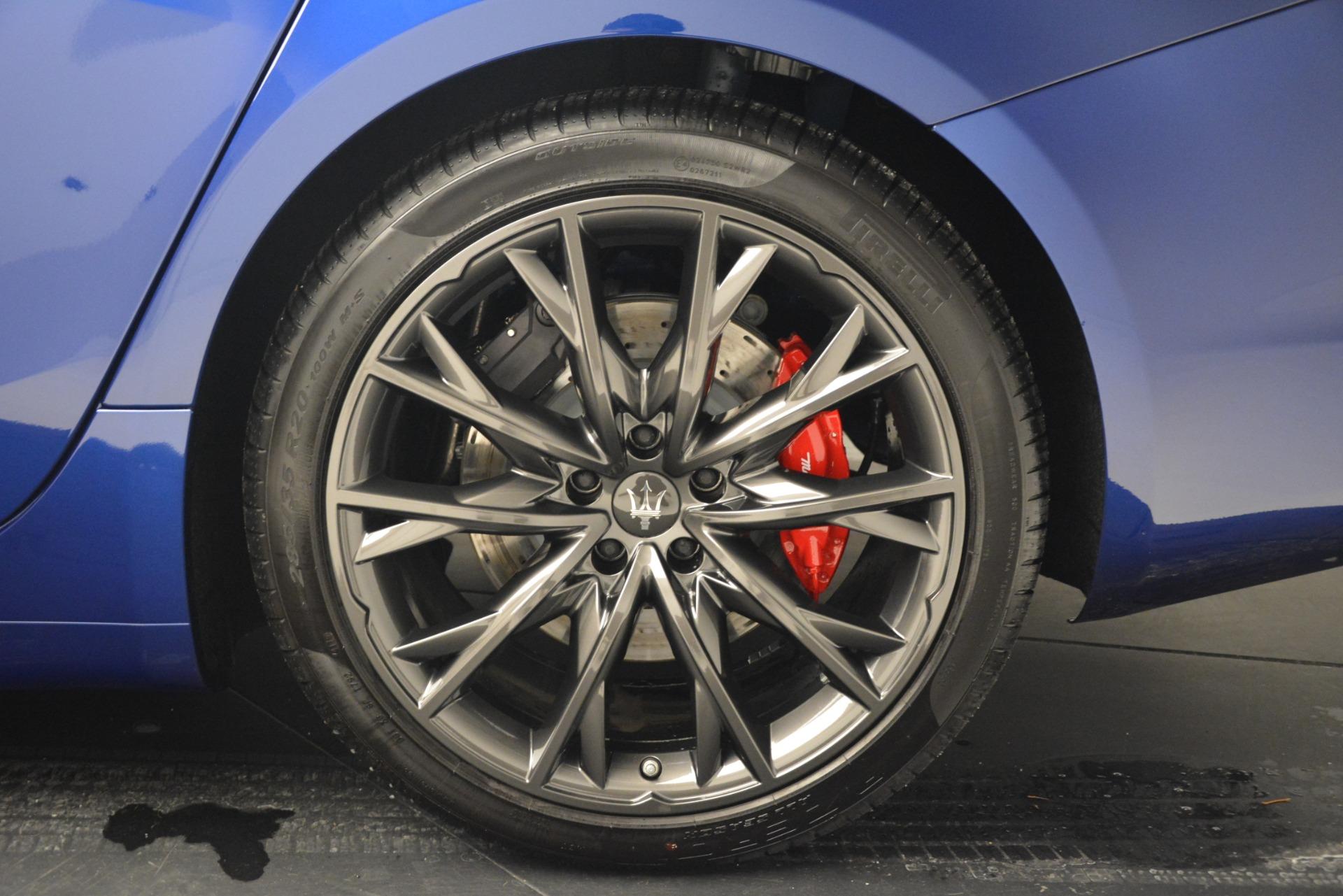 New 2019 Maserati Ghibli S Q4 GranSport For Sale In Greenwich, CT. Alfa Romeo of Greenwich, W669 2928_p25