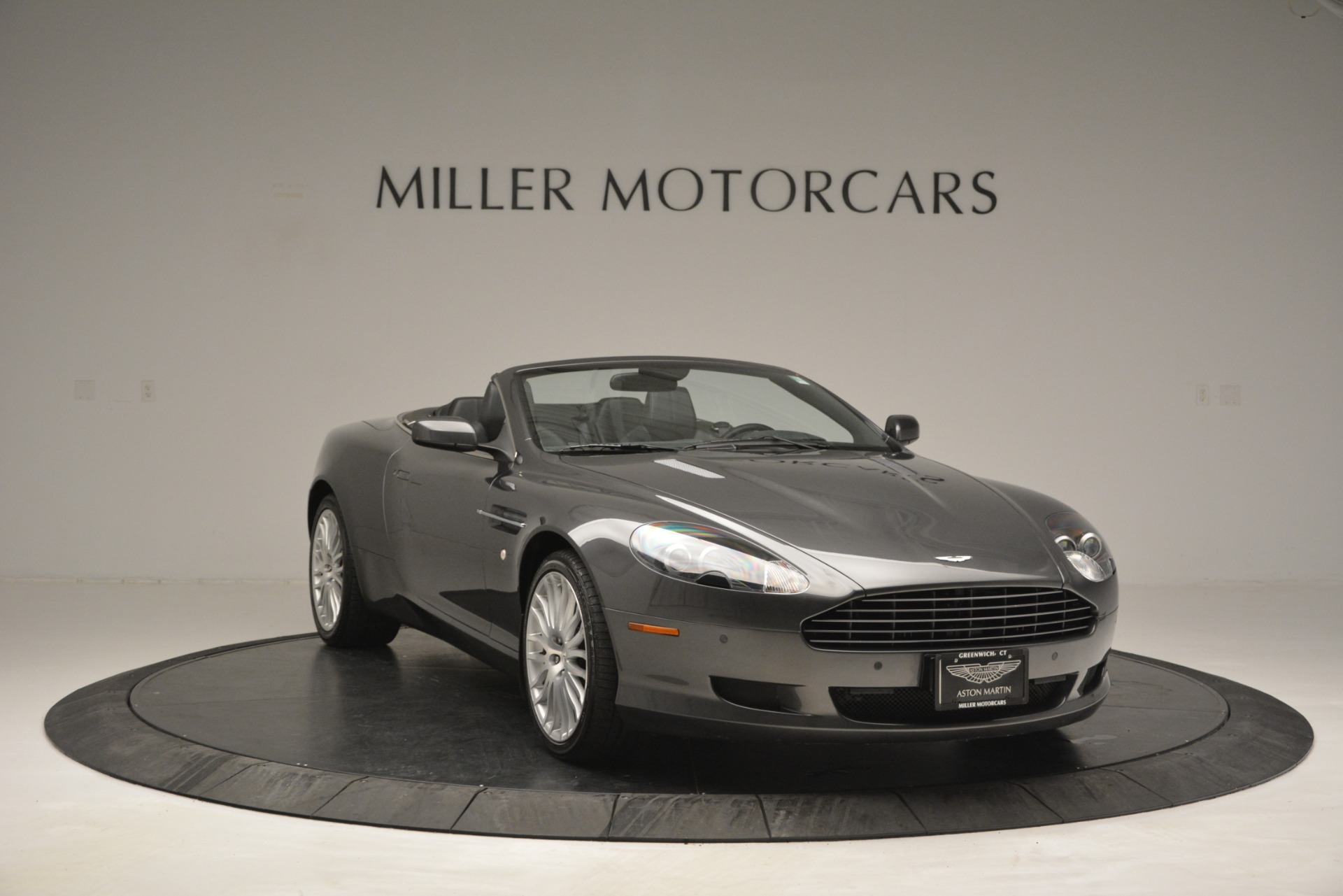 Used 2009 Aston Martin DB9 Convertible For Sale In Greenwich, CT. Alfa Romeo of Greenwich, 7468 2930_p11