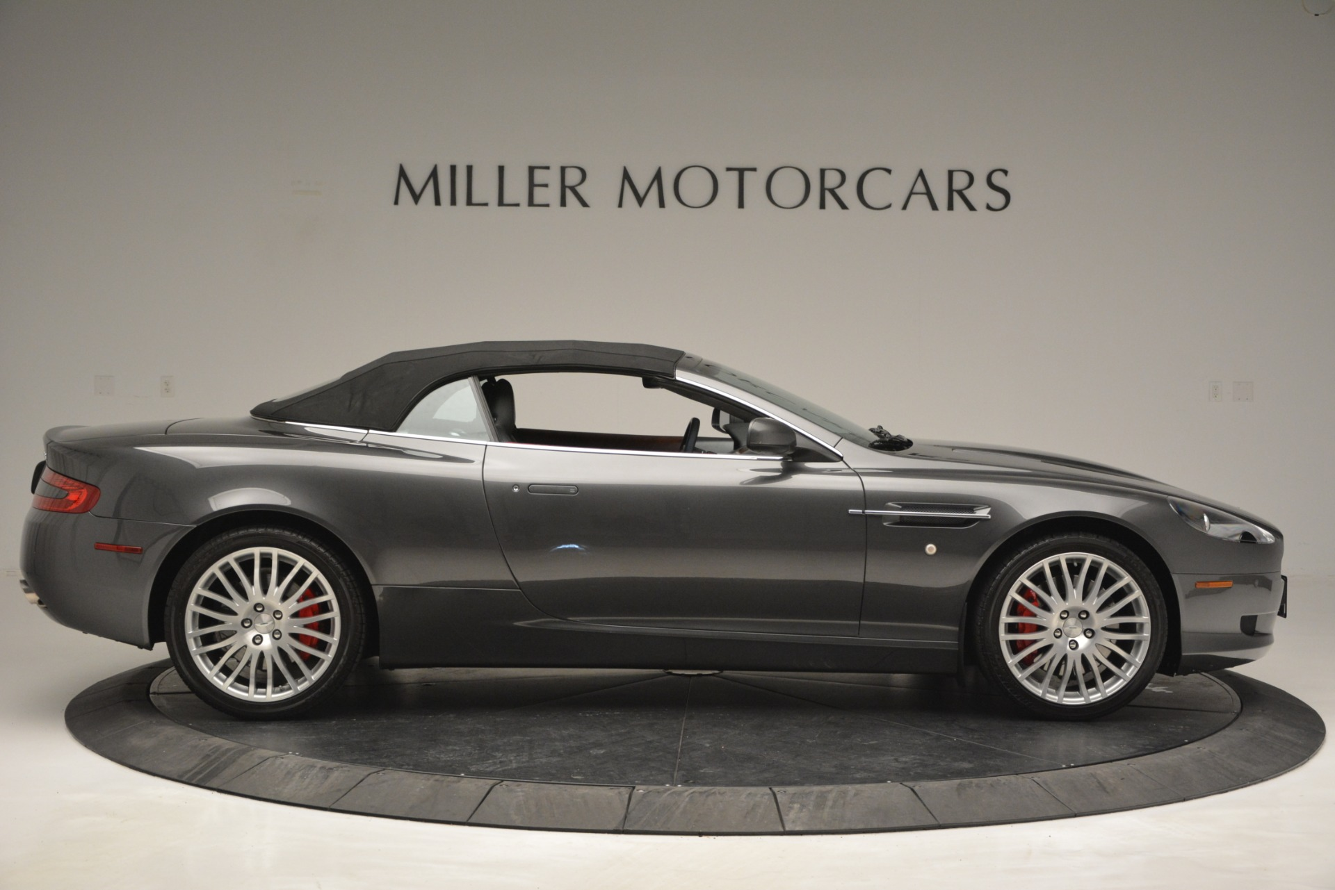 Used 2009 Aston Martin DB9 Convertible For Sale In Greenwich, CT. Alfa Romeo of Greenwich, 7468 2930_p13