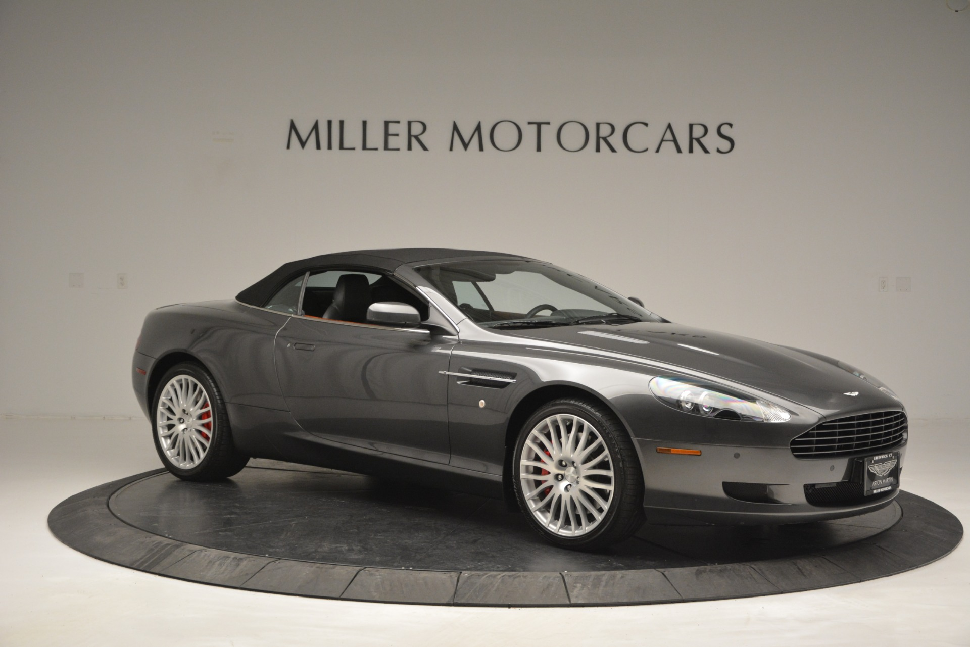 Used 2009 Aston Martin DB9 Convertible For Sale In Greenwich, CT. Alfa Romeo of Greenwich, 7468 2930_p14