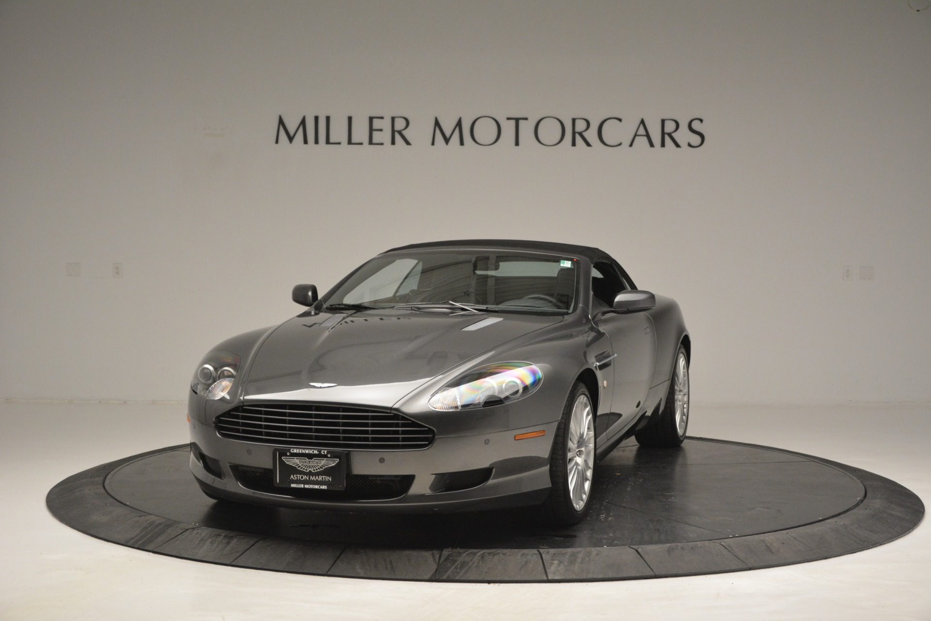Used 2009 Aston Martin DB9 Convertible For Sale In Greenwich, CT. Alfa Romeo of Greenwich, 7468 2930_p17