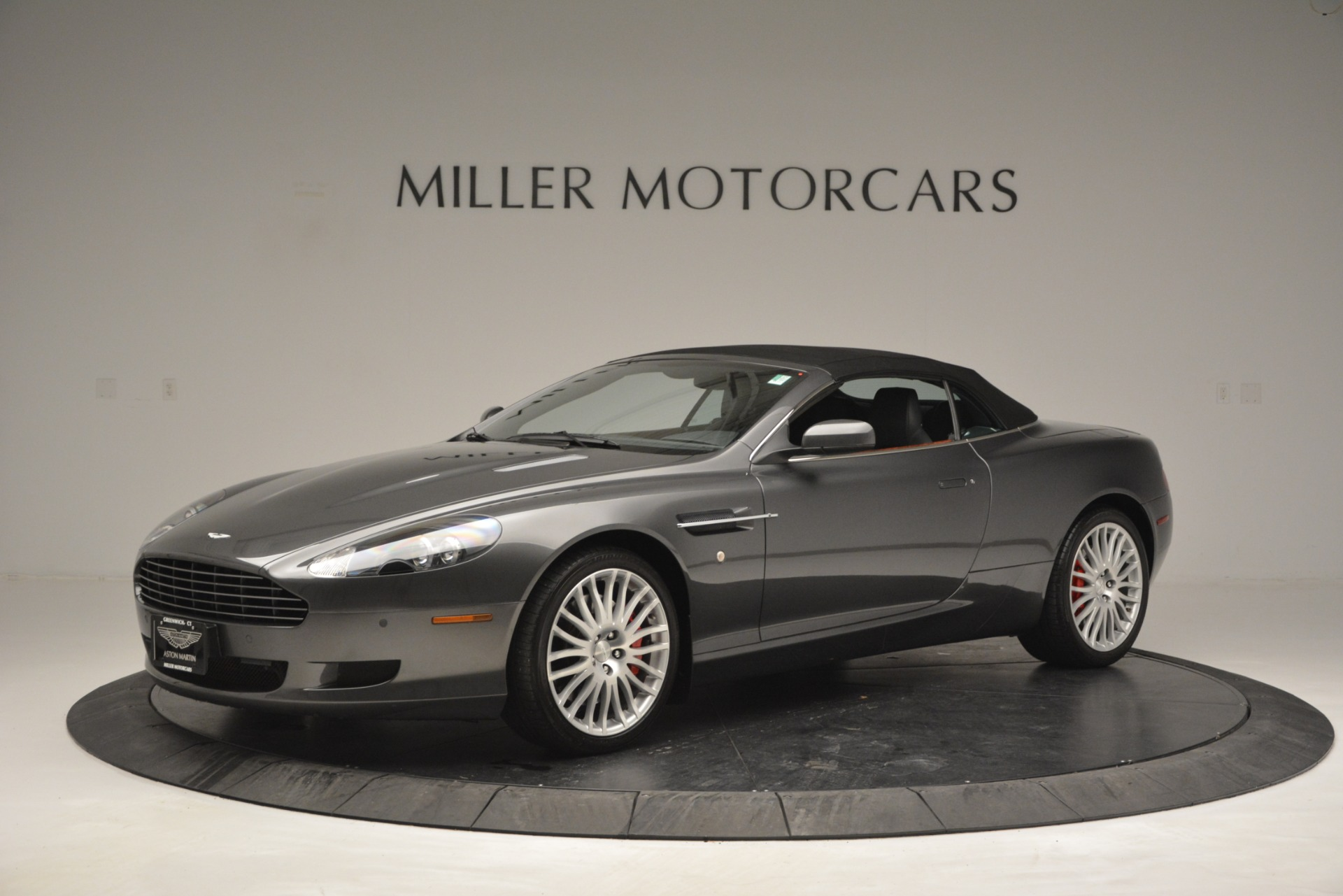 Used 2009 Aston Martin DB9 Convertible For Sale In Greenwich, CT. Alfa Romeo of Greenwich, 7468 2930_p18