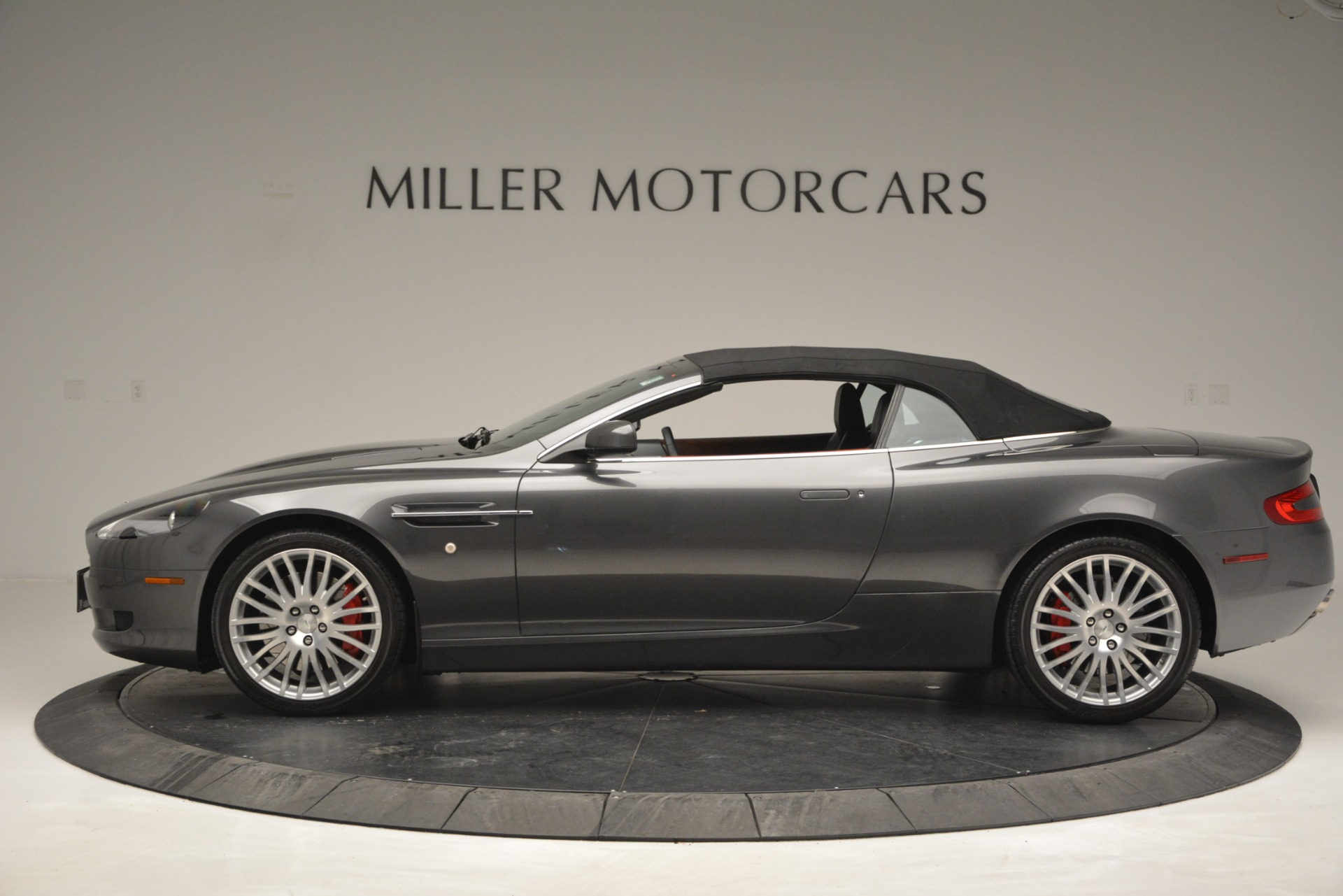 Used 2009 Aston Martin DB9 Convertible For Sale In Greenwich, CT. Alfa Romeo of Greenwich, 7468 2930_p19