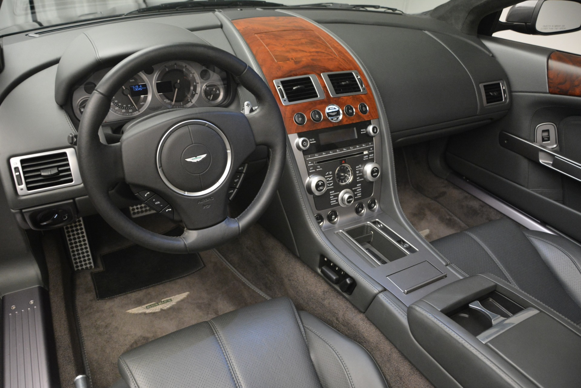 Used 2009 Aston Martin DB9 Convertible For Sale In Greenwich, CT. Alfa Romeo of Greenwich, 7468 2930_p21