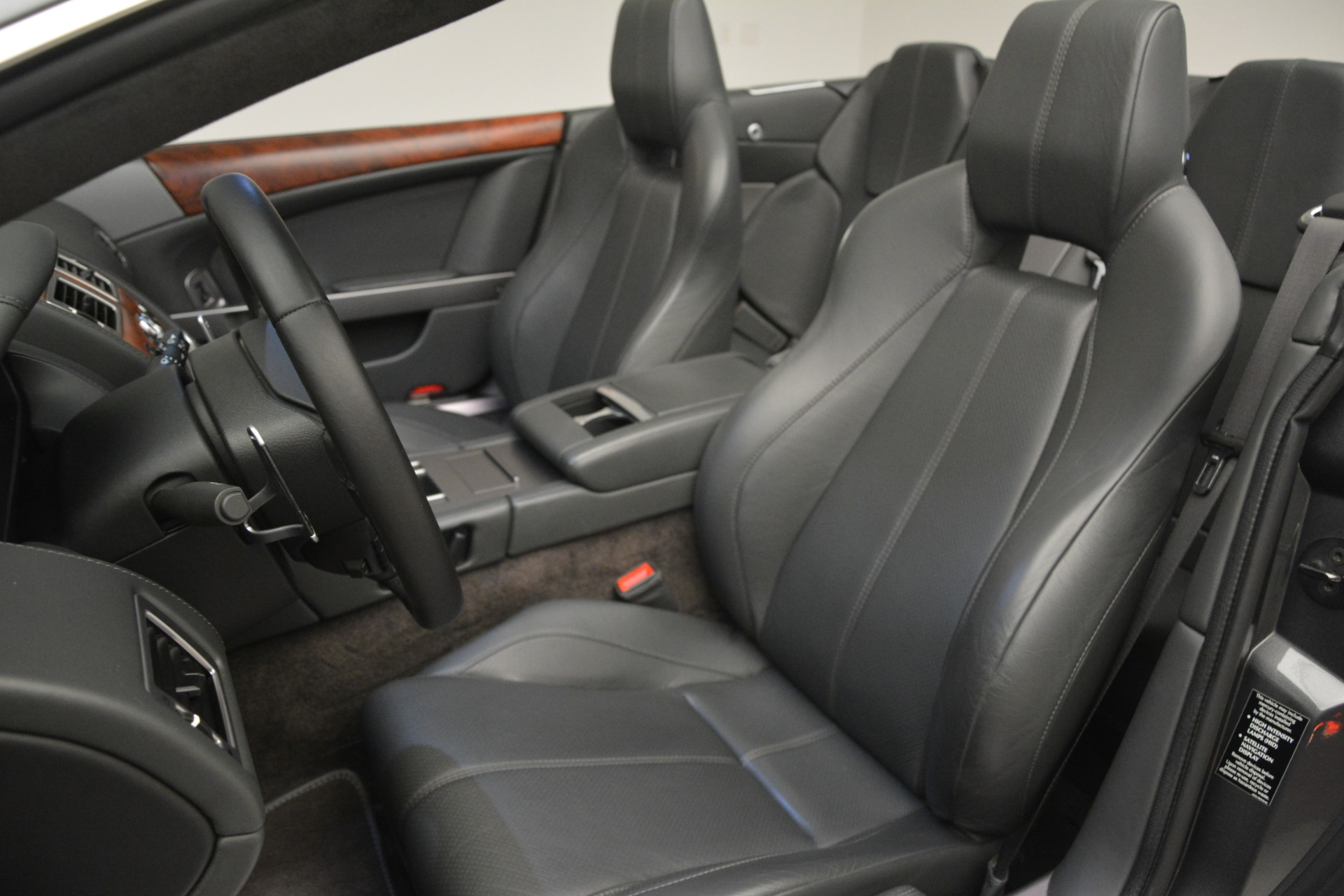 Used 2009 Aston Martin DB9 Convertible For Sale In Greenwich, CT. Alfa Romeo of Greenwich, 7468 2930_p22