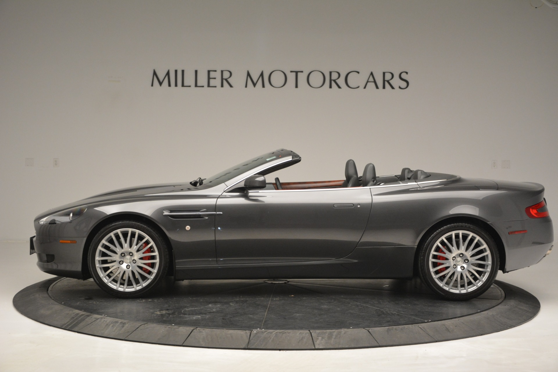 Used 2009 Aston Martin DB9 Convertible For Sale In Greenwich, CT. Alfa Romeo of Greenwich, 7468 2930_p3