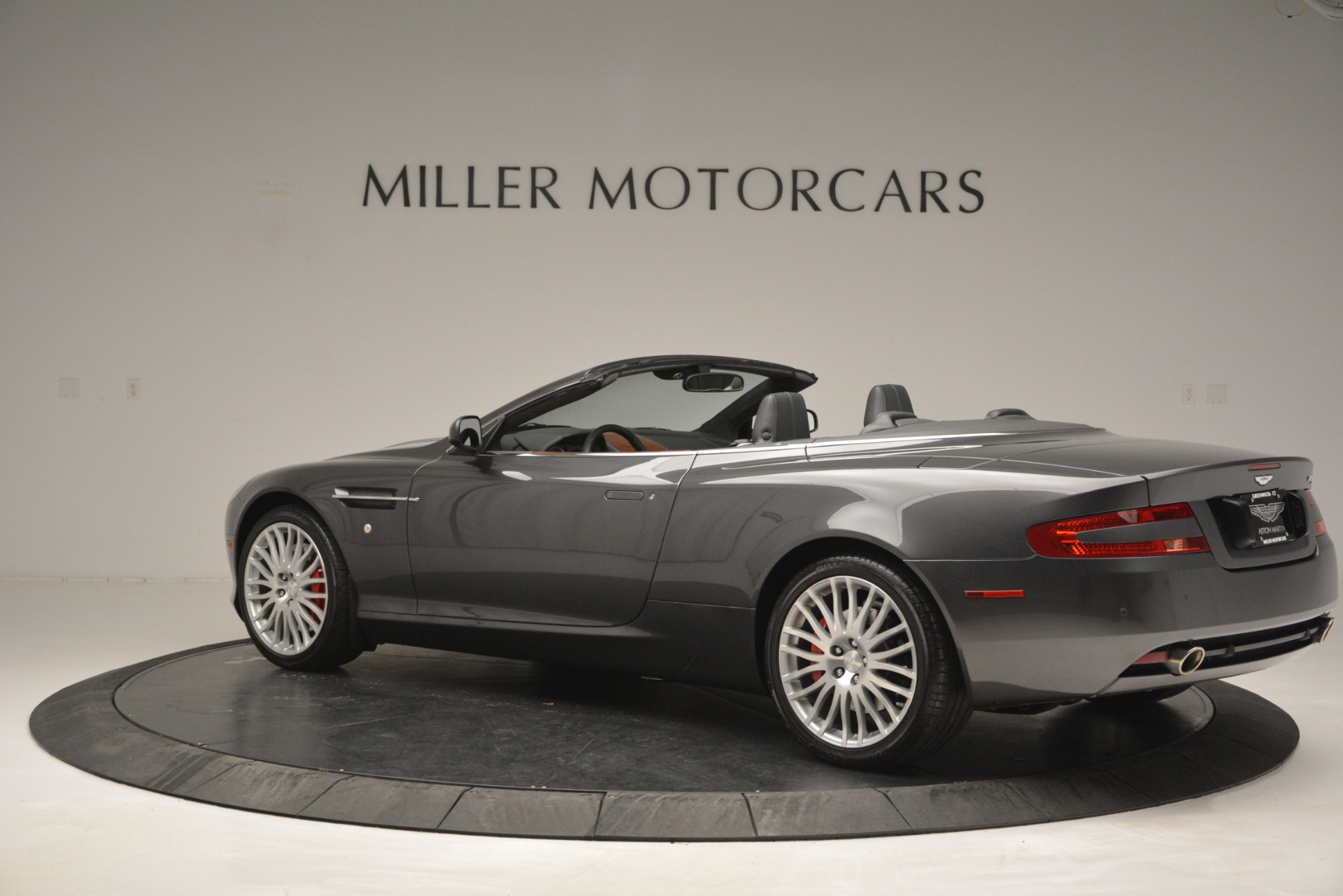 Used 2009 Aston Martin DB9 Convertible For Sale In Greenwich, CT. Alfa Romeo of Greenwich, 7468 2930_p4