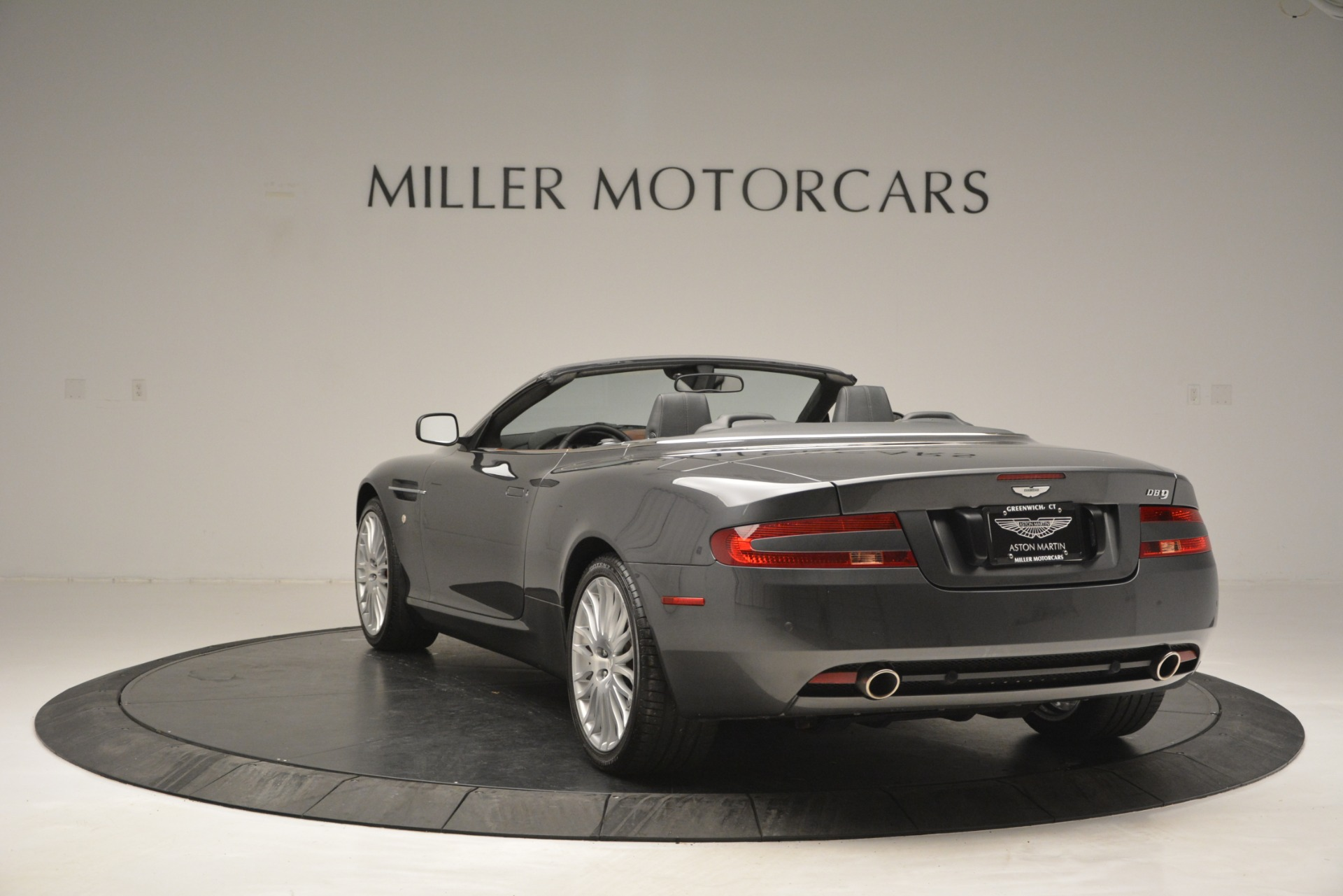 Used 2009 Aston Martin DB9 Convertible For Sale In Greenwich, CT. Alfa Romeo of Greenwich, 7468 2930_p5