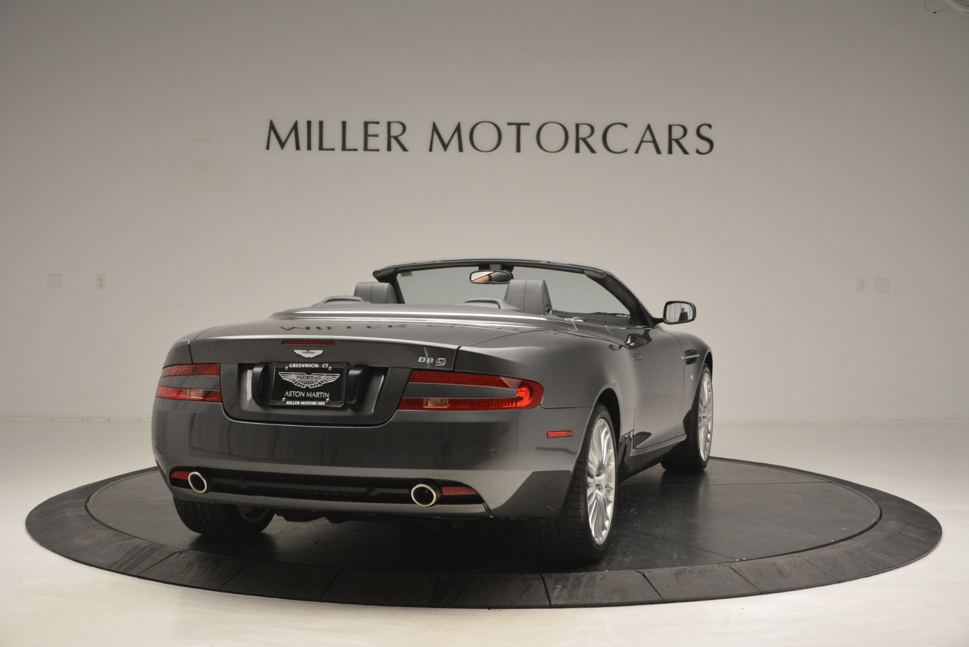 Used 2009 Aston Martin DB9 Convertible For Sale In Greenwich, CT. Alfa Romeo of Greenwich, 7468 2930_p7