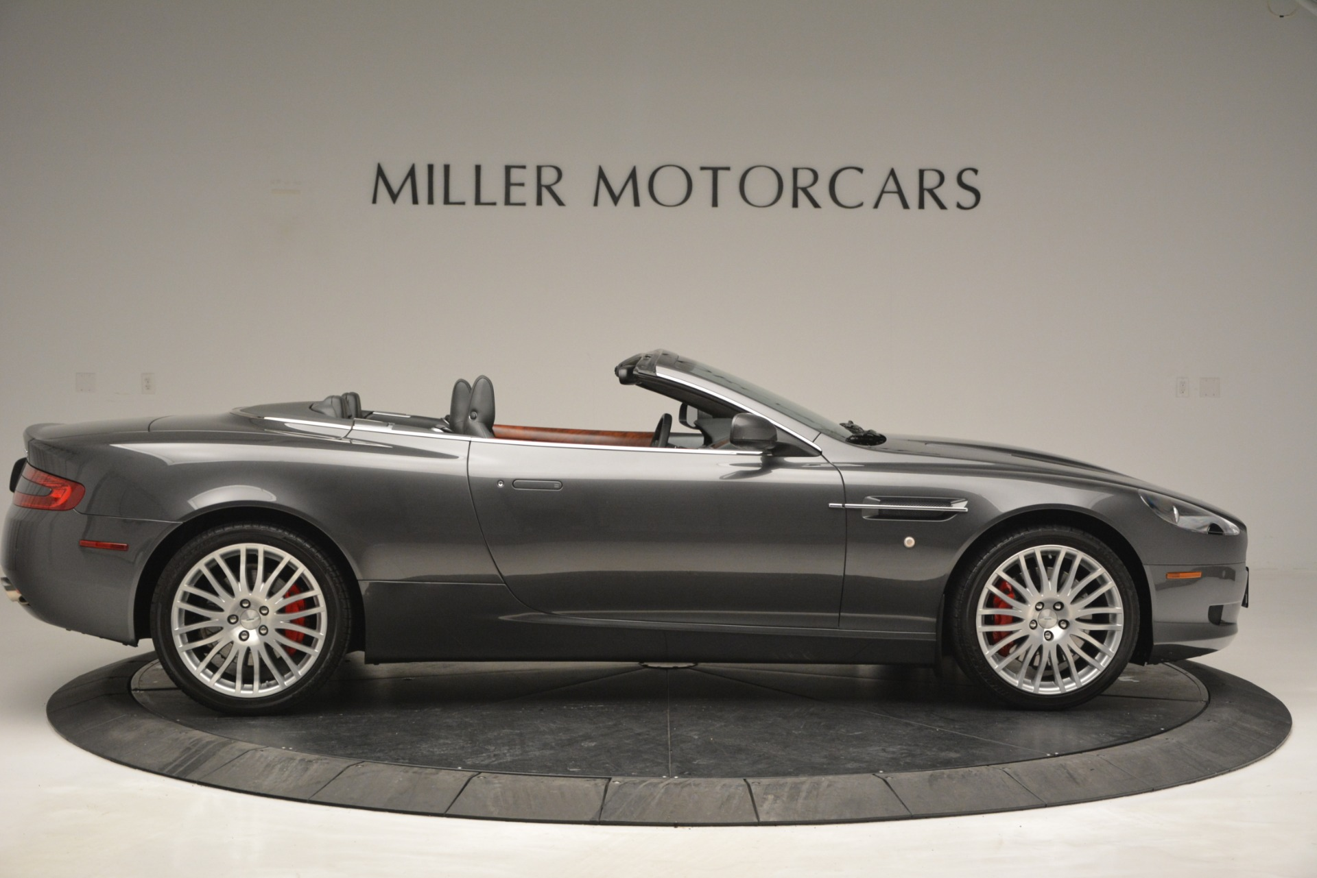 Used 2009 Aston Martin DB9 Convertible For Sale In Greenwich, CT. Alfa Romeo of Greenwich, 7468 2930_p9