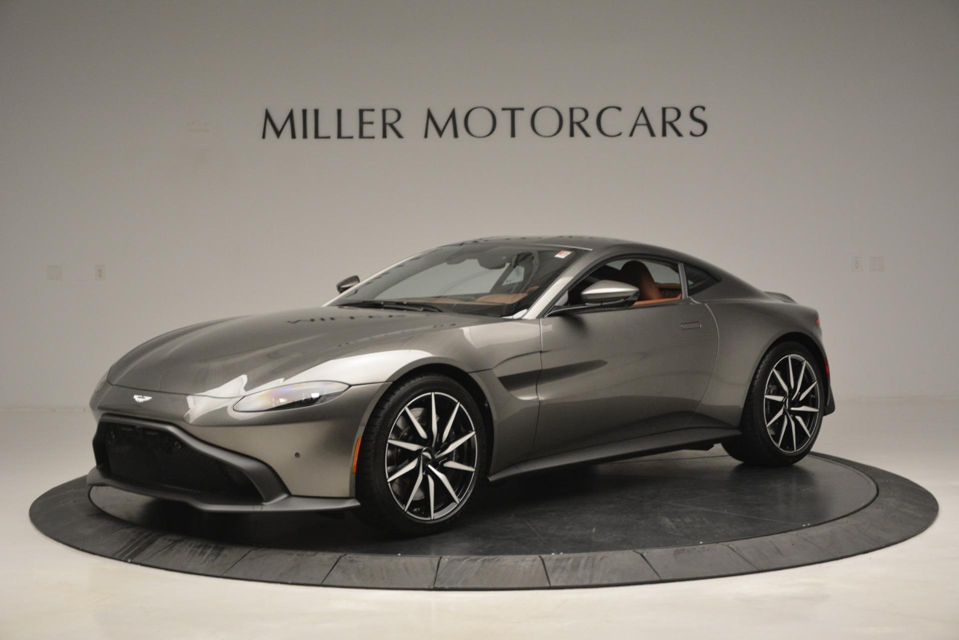 Used 2019 Aston Martin Vantage  For Sale In Greenwich, CT. Alfa Romeo of Greenwich, A1331B 2932_main
