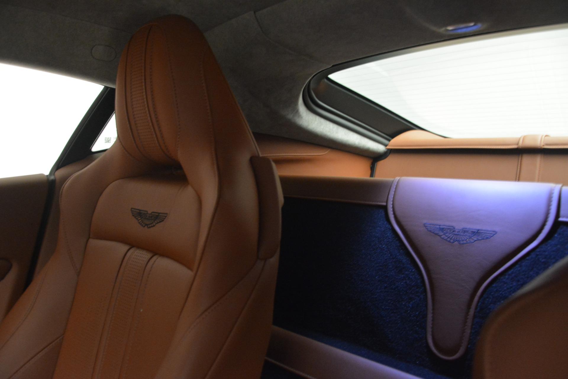 Used 2019 Aston Martin Vantage  For Sale In Greenwich, CT. Alfa Romeo of Greenwich, A1331B 2932_p16