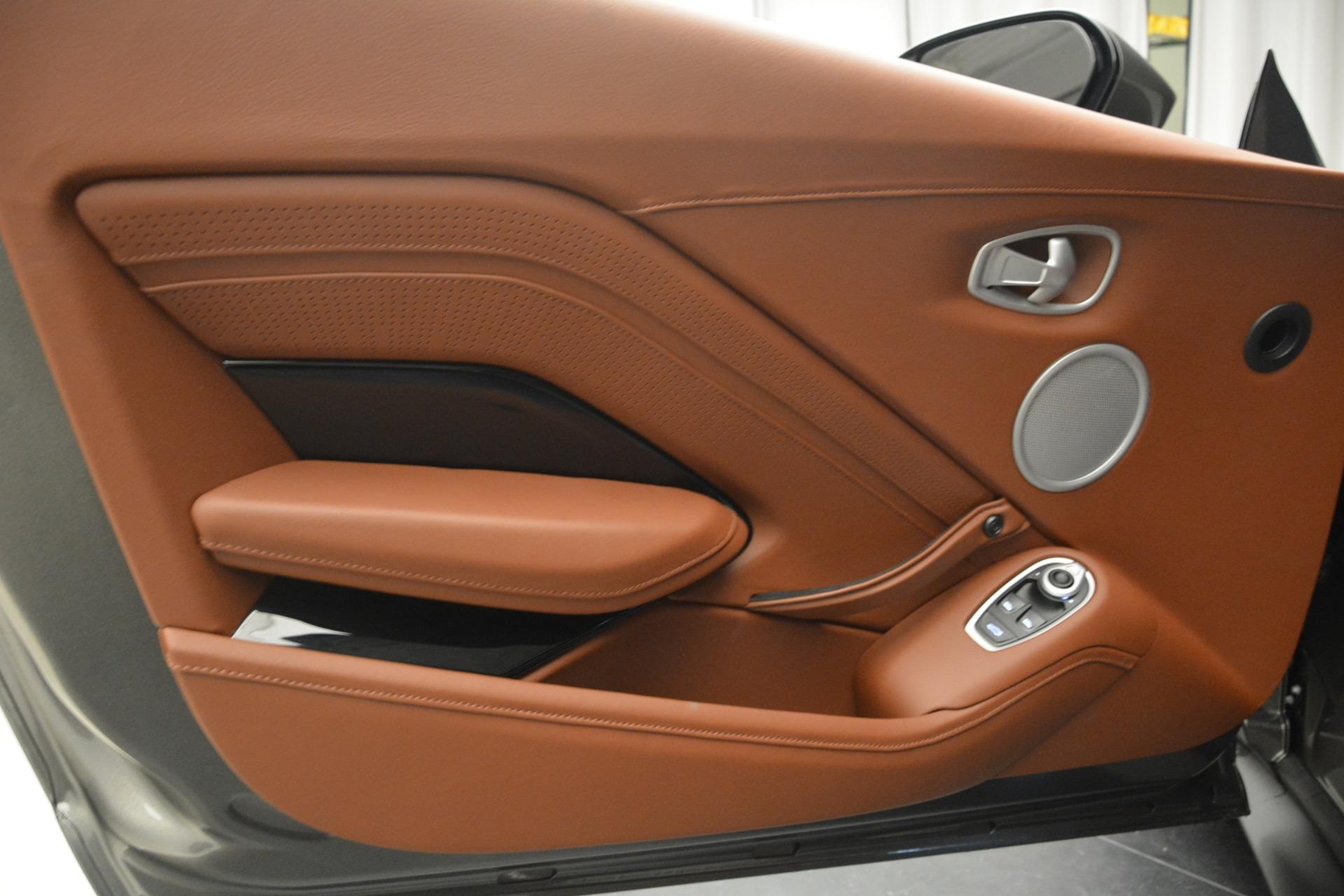 Used 2019 Aston Martin Vantage  For Sale In Greenwich, CT. Alfa Romeo of Greenwich, A1331B 2932_p19