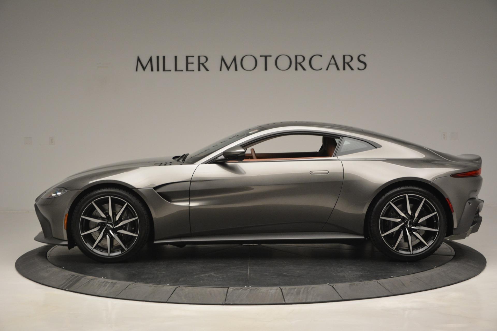 Used 2019 Aston Martin Vantage  For Sale In Greenwich, CT. Alfa Romeo of Greenwich, A1331B 2932_p2