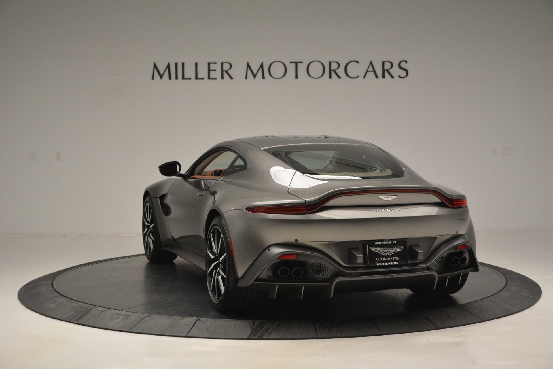 Used 2019 Aston Martin Vantage  For Sale In Greenwich, CT. Alfa Romeo of Greenwich, A1331B 2932_p4