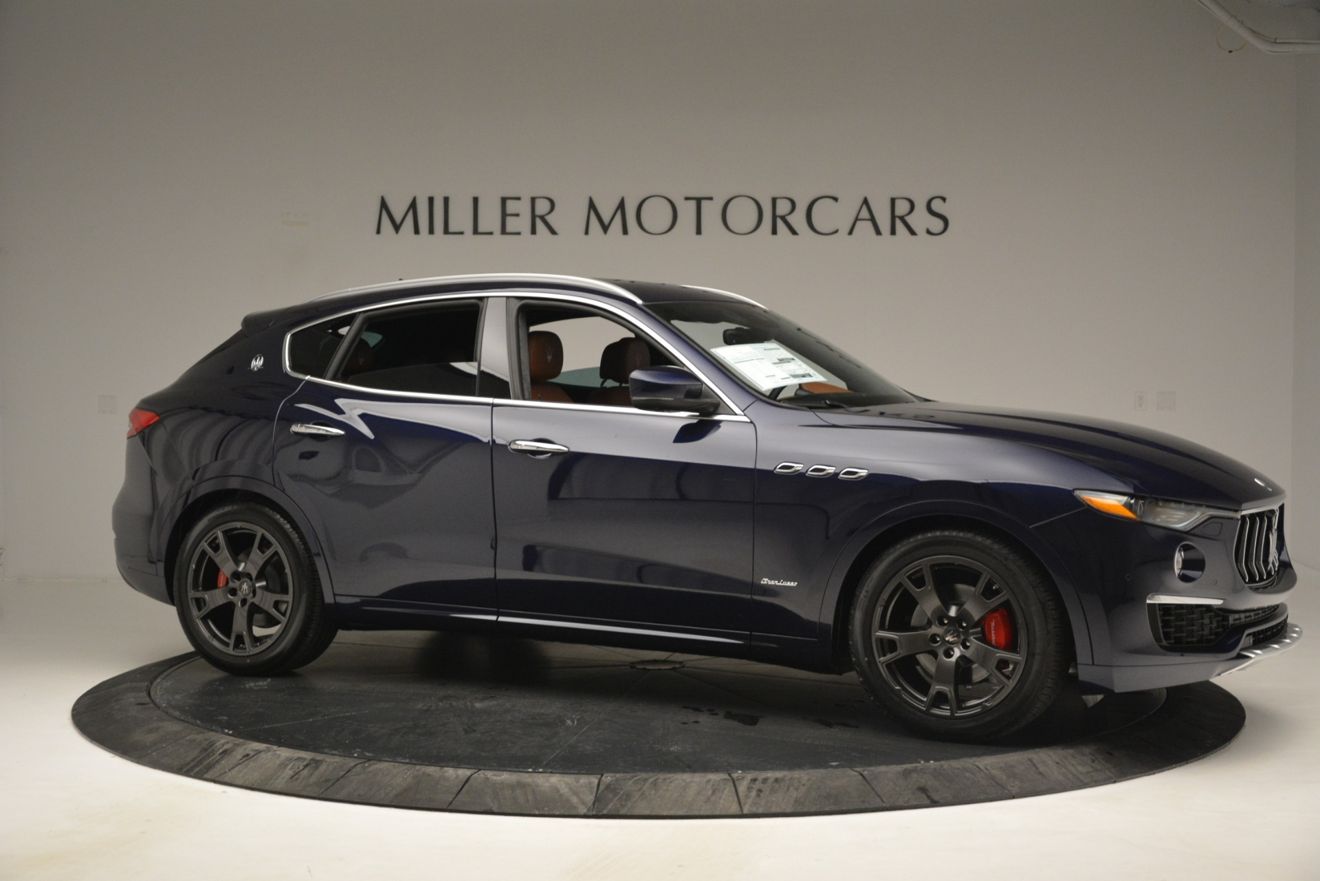 New 2019 Maserati Levante Q4 GranLusso For Sale In Greenwich, CT. Alfa Romeo of Greenwich, W671 2933_p11
