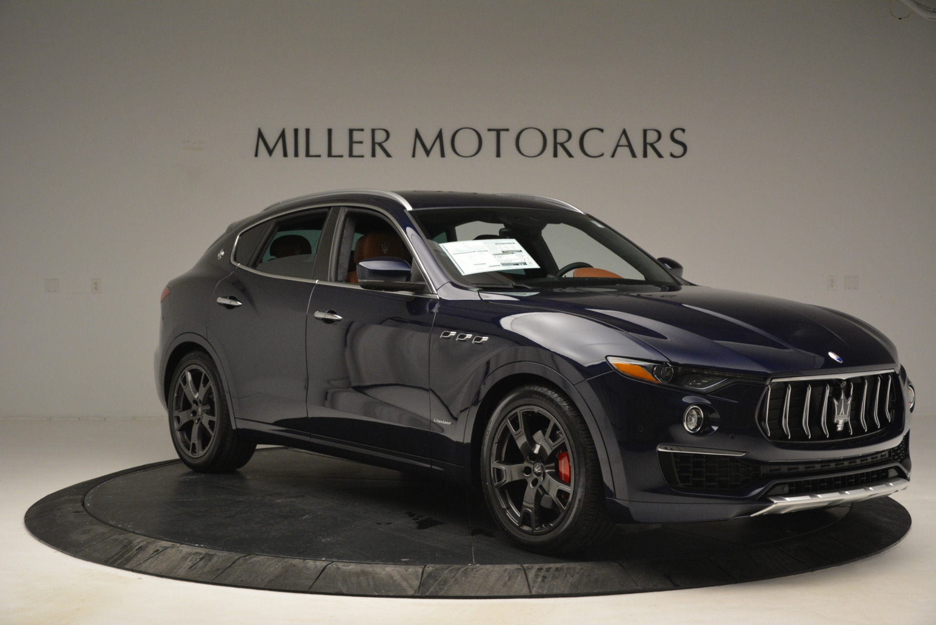 New 2019 Maserati Levante Q4 GranLusso For Sale In Greenwich, CT. Alfa Romeo of Greenwich, W671 2933_p12