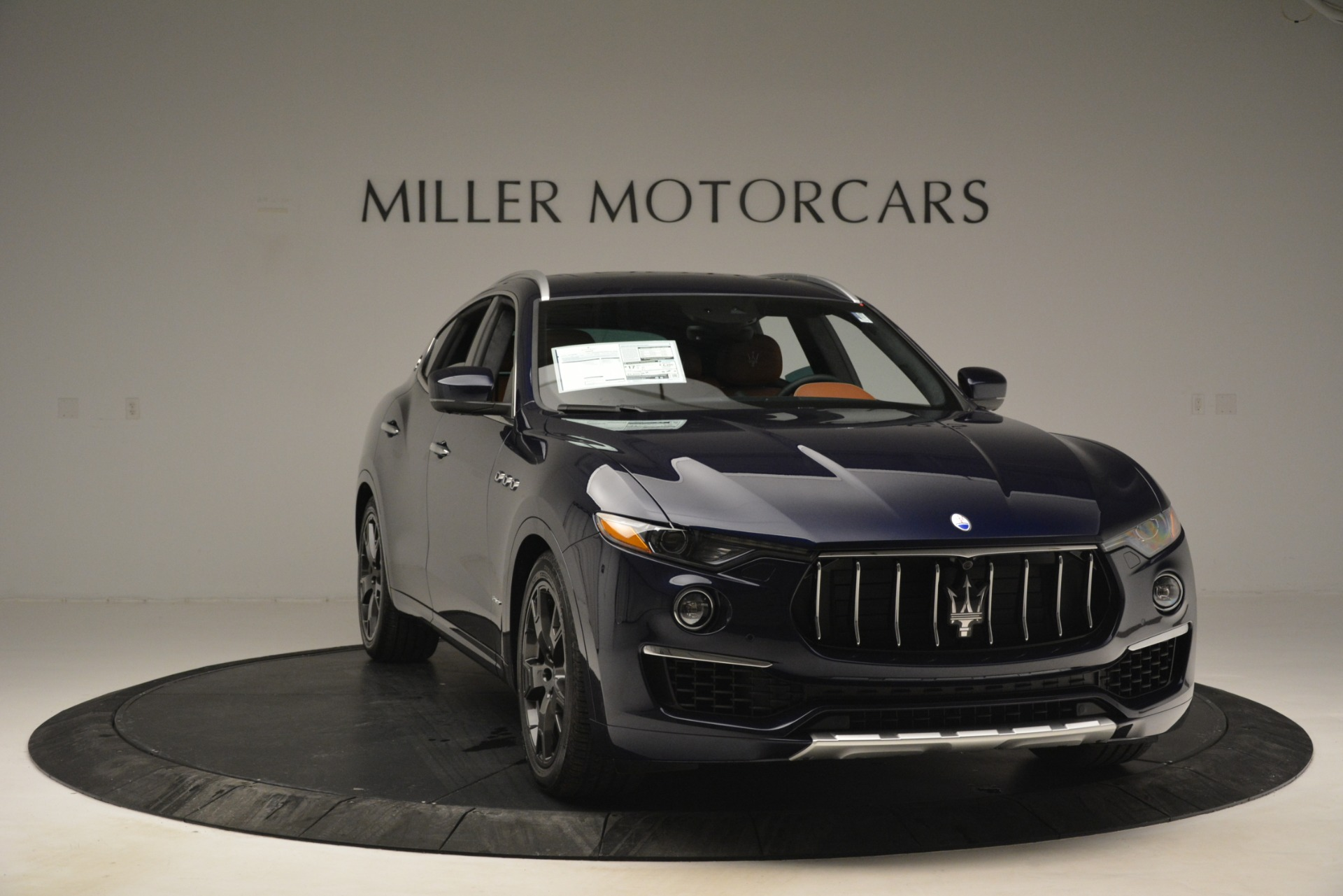New 2019 Maserati Levante Q4 GranLusso For Sale In Greenwich, CT. Alfa Romeo of Greenwich, W671 2933_p13
