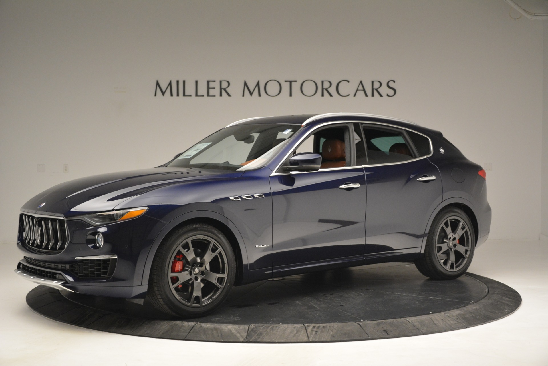 New 2019 Maserati Levante Q4 GranLusso For Sale In Greenwich, CT. Alfa Romeo of Greenwich, W671 2933_p2