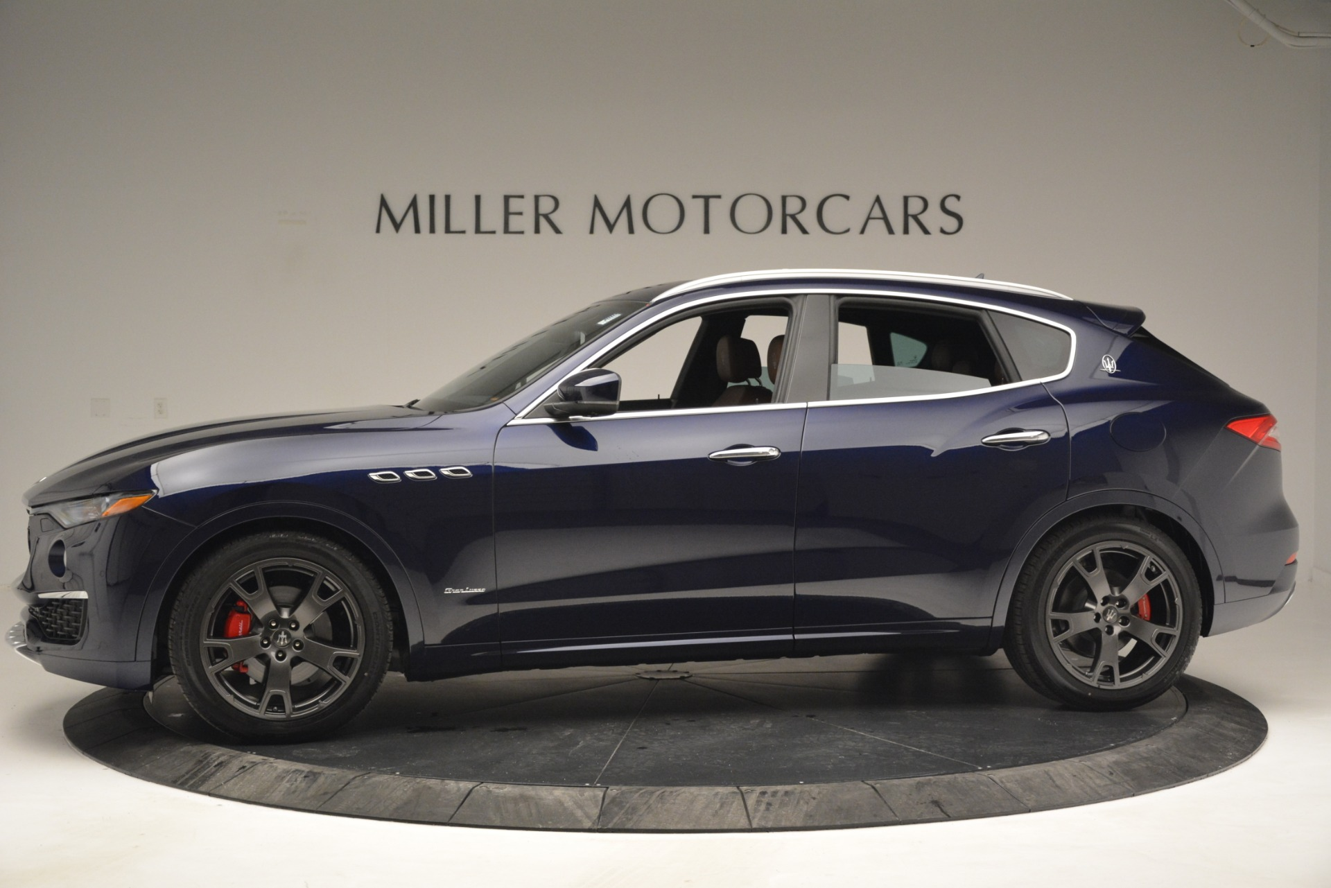 New 2019 Maserati Levante Q4 GranLusso For Sale In Greenwich, CT. Alfa Romeo of Greenwich, W671 2933_p3