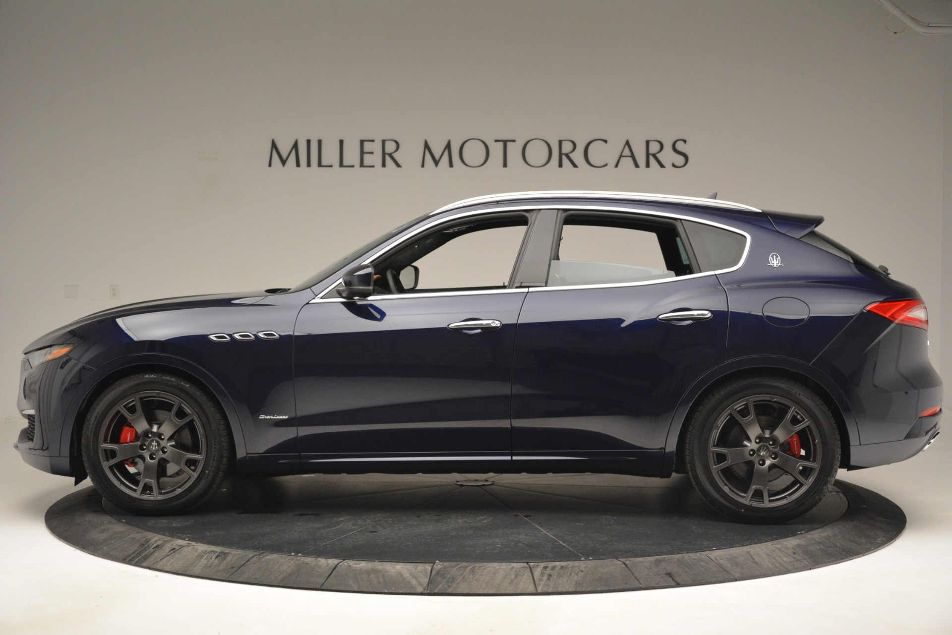New 2019 Maserati Levante Q4 GranLusso For Sale In Greenwich, CT. Alfa Romeo of Greenwich, W671 2933_p4