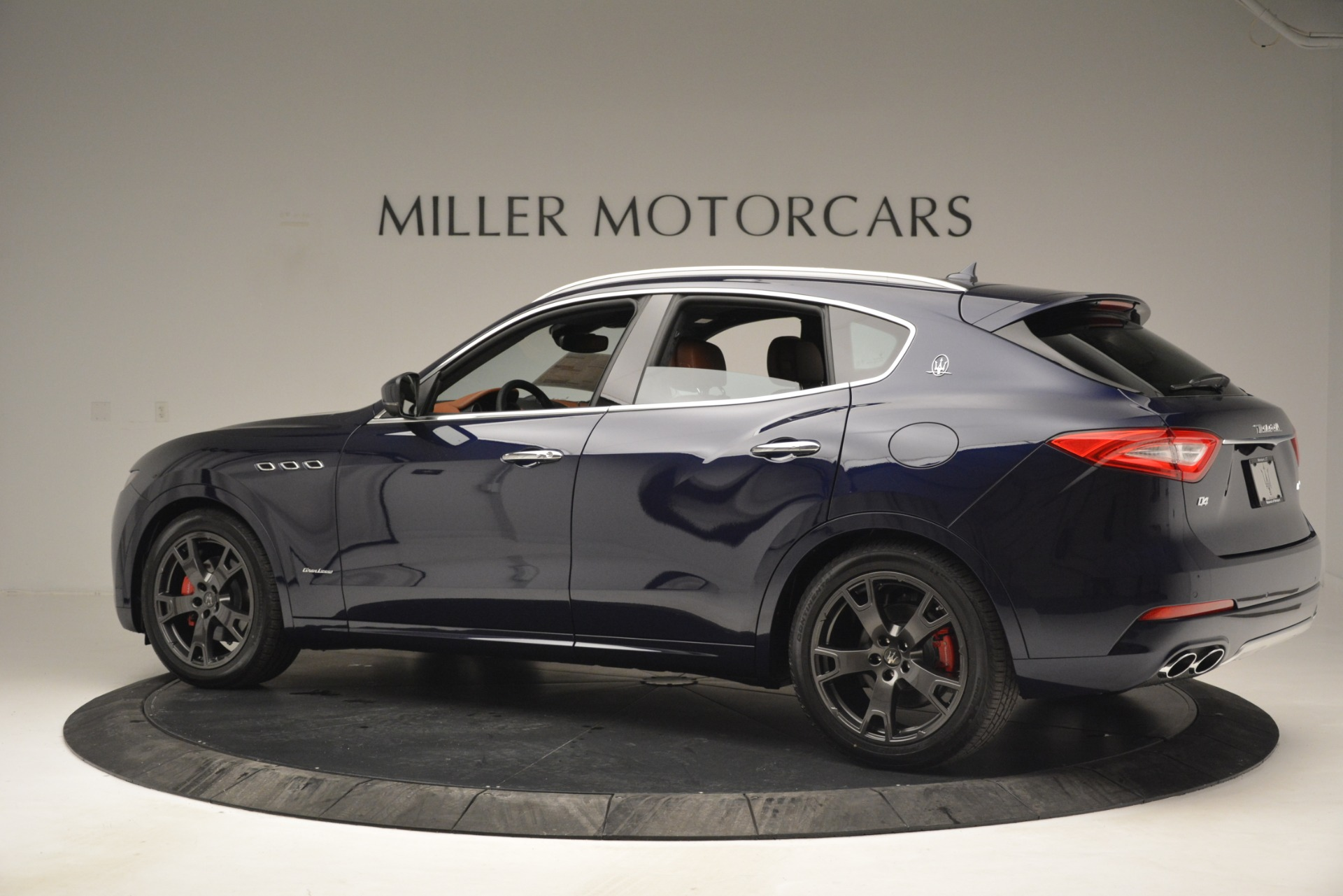 New 2019 Maserati Levante Q4 GranLusso For Sale In Greenwich, CT. Alfa Romeo of Greenwich, W671 2933_p5