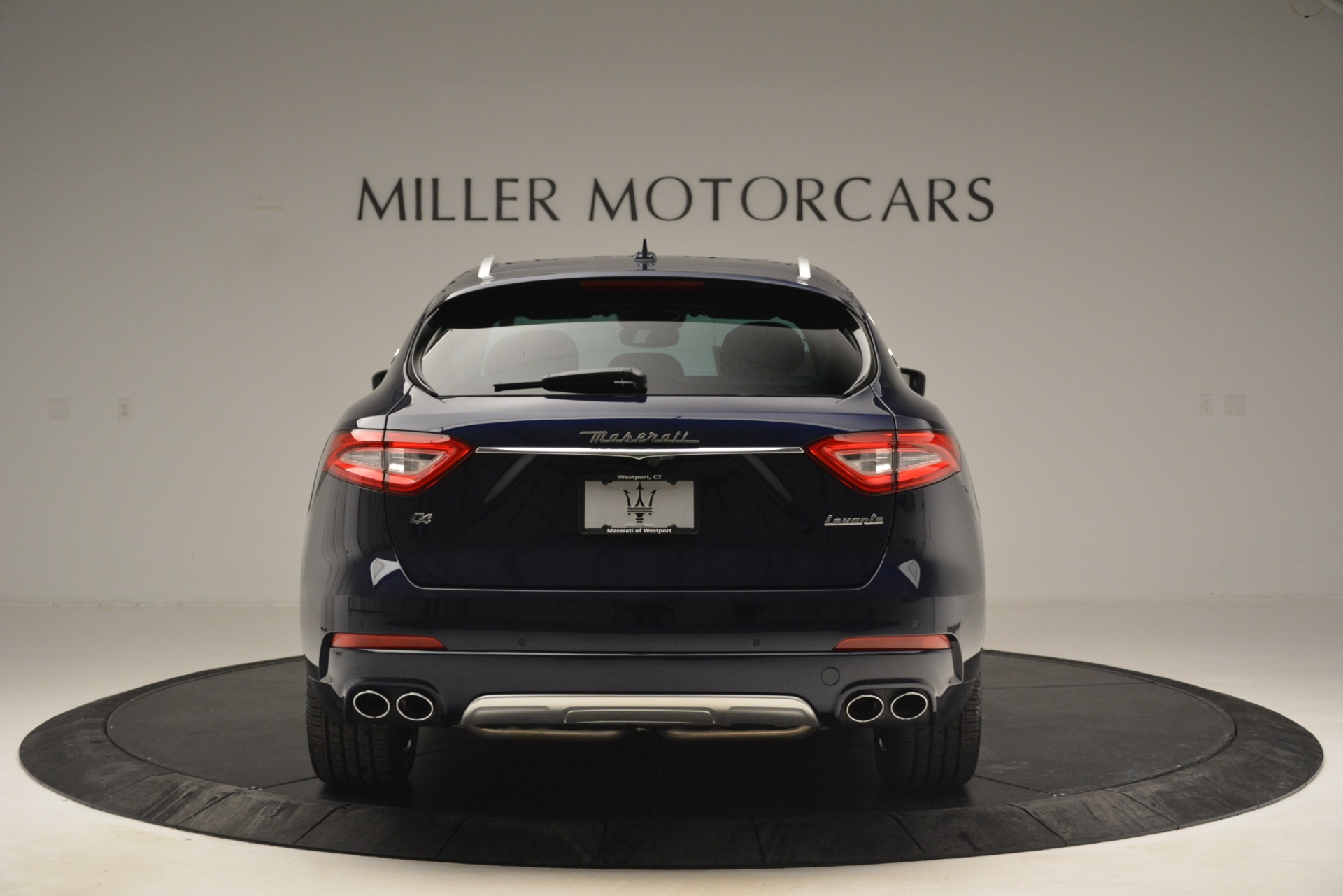 New 2019 Maserati Levante Q4 GranLusso For Sale In Greenwich, CT. Alfa Romeo of Greenwich, W671 2933_p7