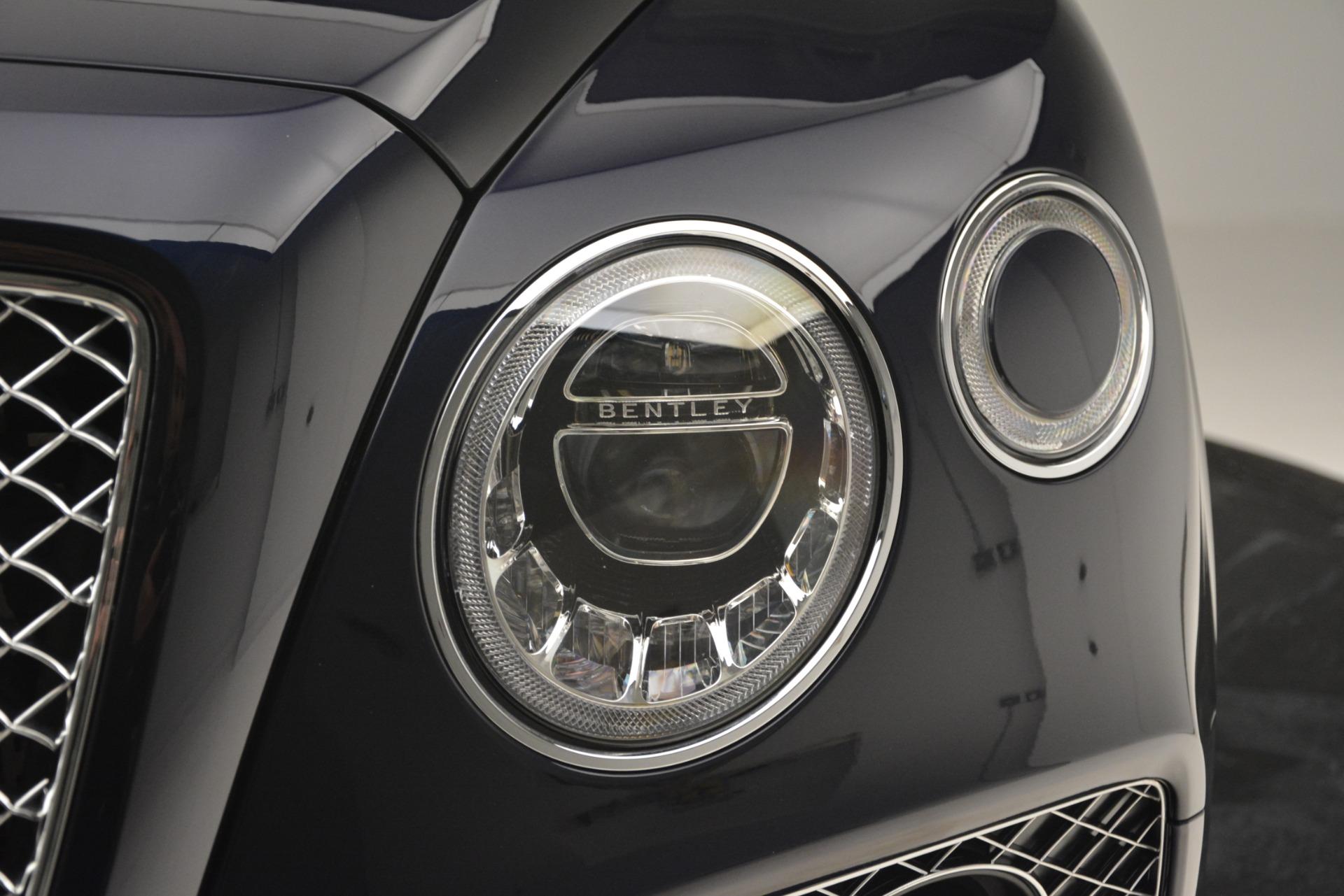 Used 2017 Bentley Bentayga W12 For Sale In Greenwich, CT. Alfa Romeo of Greenwich, 7474 2934_p14