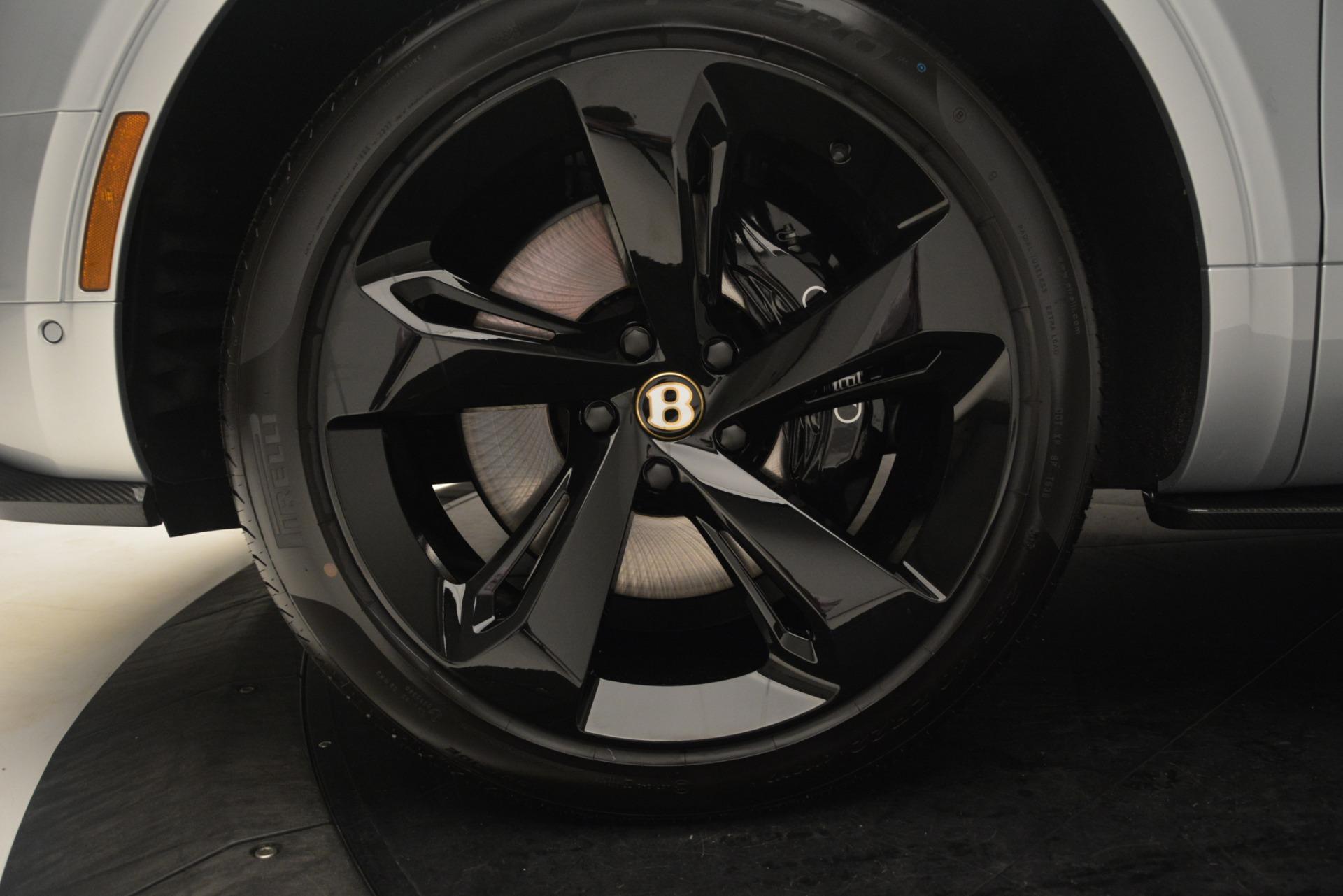 New 2019 Bentley Bentayga V8 For Sale In Greenwich, CT. Alfa Romeo of Greenwich, B1405 2936_p17