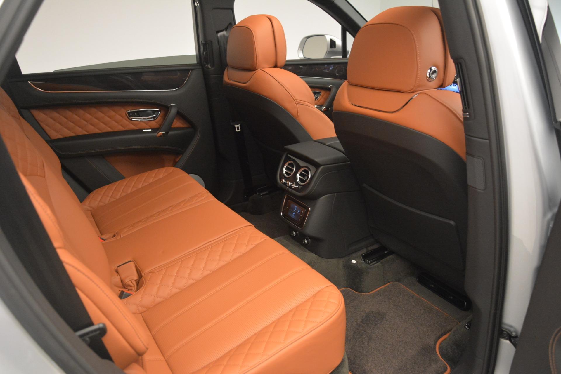 New 2019 Bentley Bentayga V8 For Sale In Greenwich, CT. Alfa Romeo of Greenwich, B1405 2936_p28