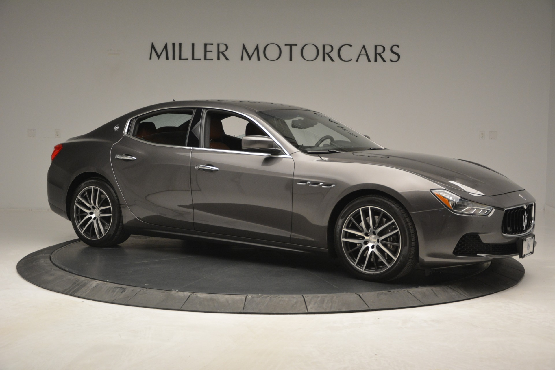 Used 2015 Maserati Ghibli S Q4 For Sale In Greenwich, CT. Alfa Romeo of Greenwich, 7483 2941_p11