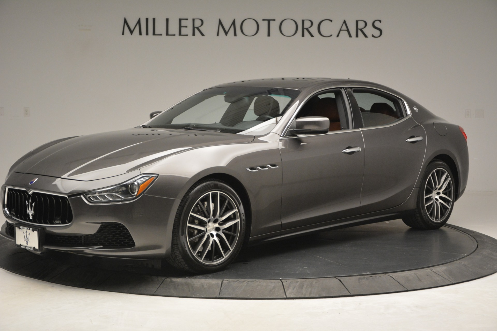Used 2015 Maserati Ghibli S Q4 For Sale In Greenwich, CT. Alfa Romeo of Greenwich, 7483 2941_p2