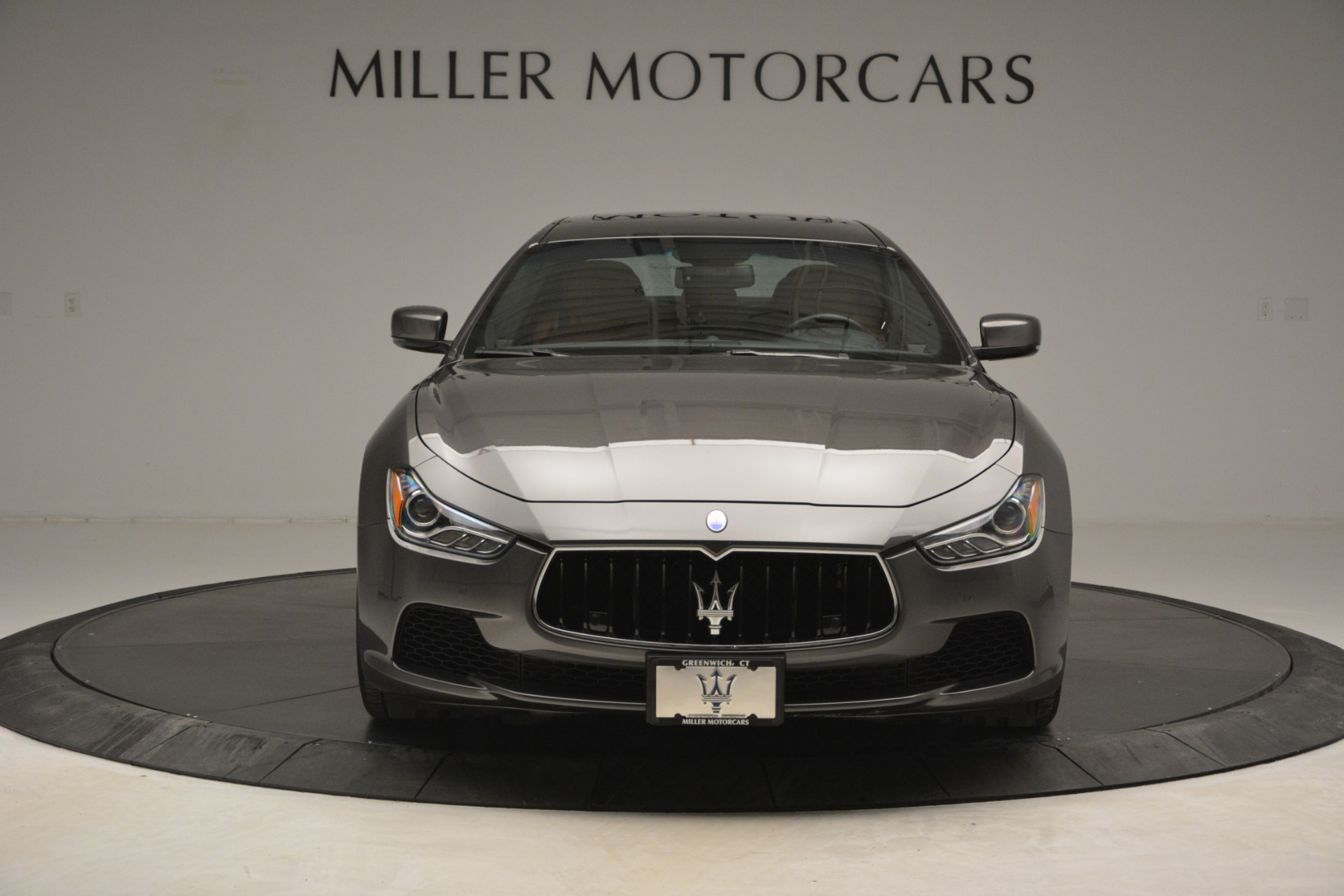 Used 2015 Maserati Ghibli S Q4 For Sale In Greenwich, CT. Alfa Romeo of Greenwich, 7483 2941_p6