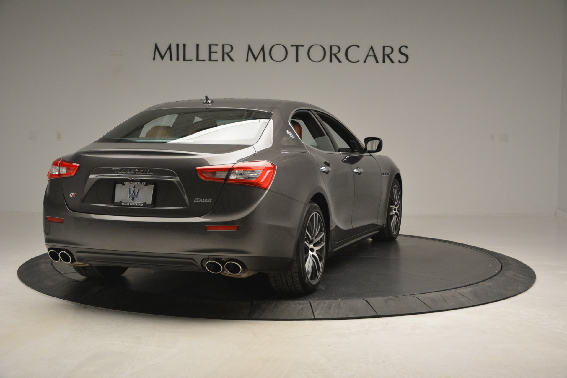 Used 2015 Maserati Ghibli S Q4 For Sale In Greenwich, CT. Alfa Romeo of Greenwich, 7483 2941_p8