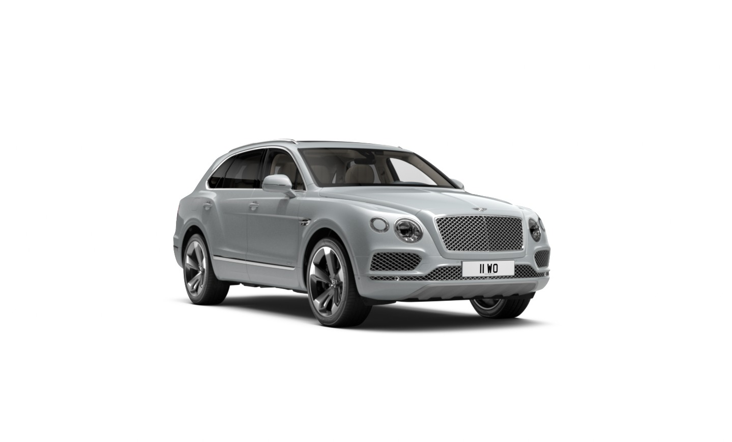 New 2020 Bentley Bentayga Hybrid For Sale In Greenwich, CT. Alfa Romeo of Greenwich, 20HYBRID 2942_p2