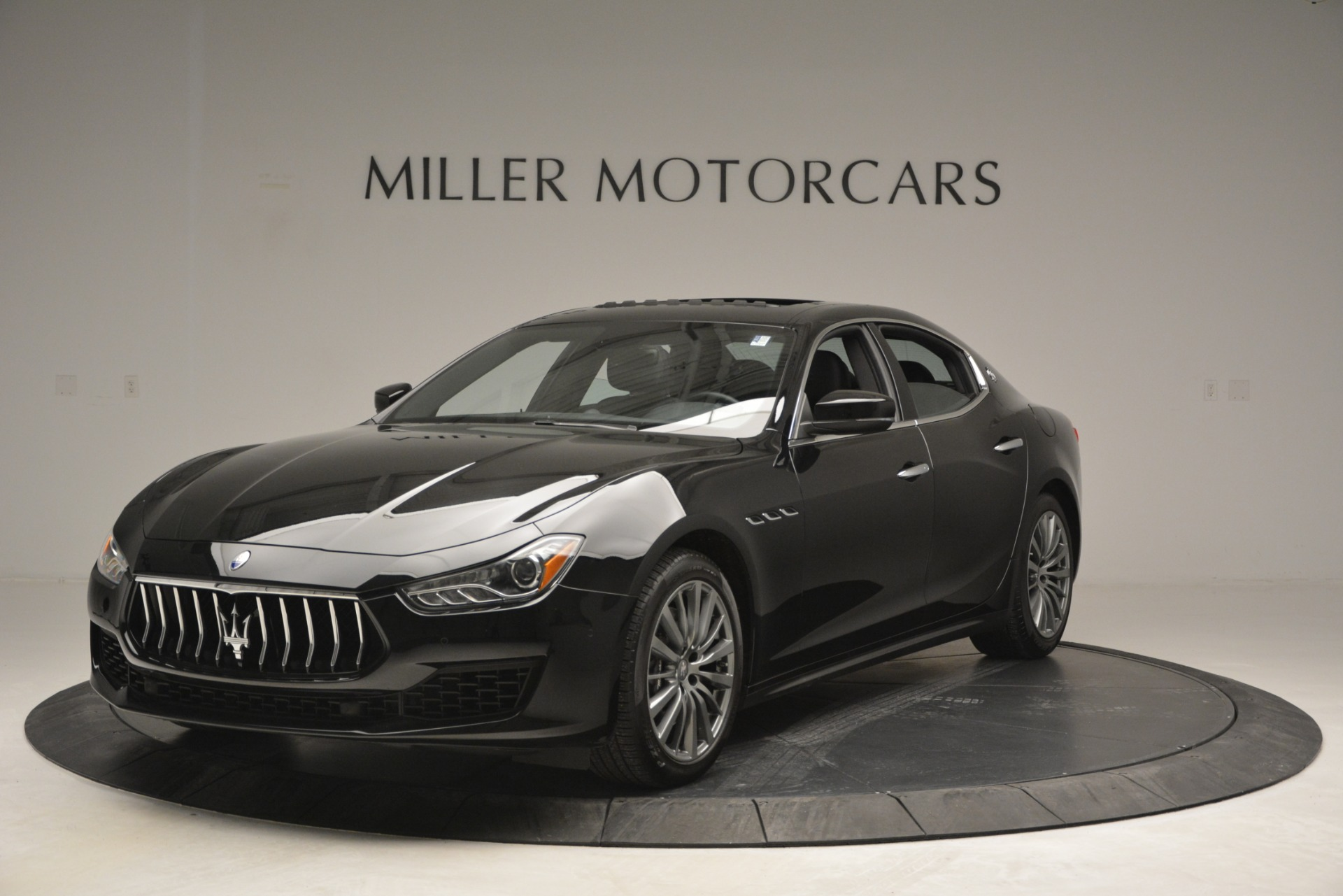 Used 2018 Maserati Ghibli S Q4 For Sale $58900 In Greenwich, CT