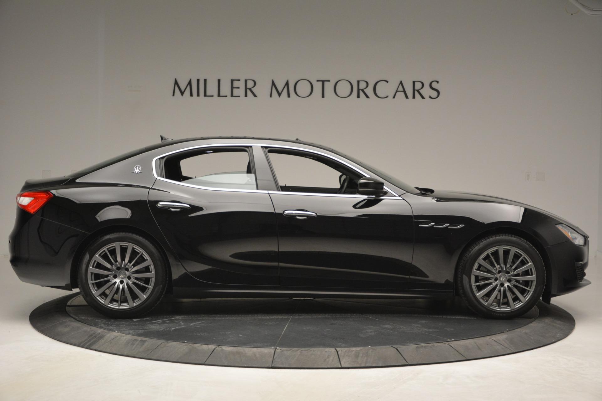 Used 2018 Maserati Ghibli S Q4 For Sale In Greenwich, CT. Alfa Romeo of Greenwich, 7481 2944_p12
