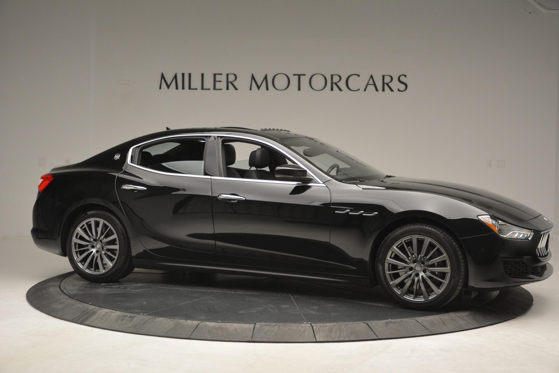 Used 2018 Maserati Ghibli S Q4 For Sale In Greenwich, CT. Alfa Romeo of Greenwich, 7481 2944_p13